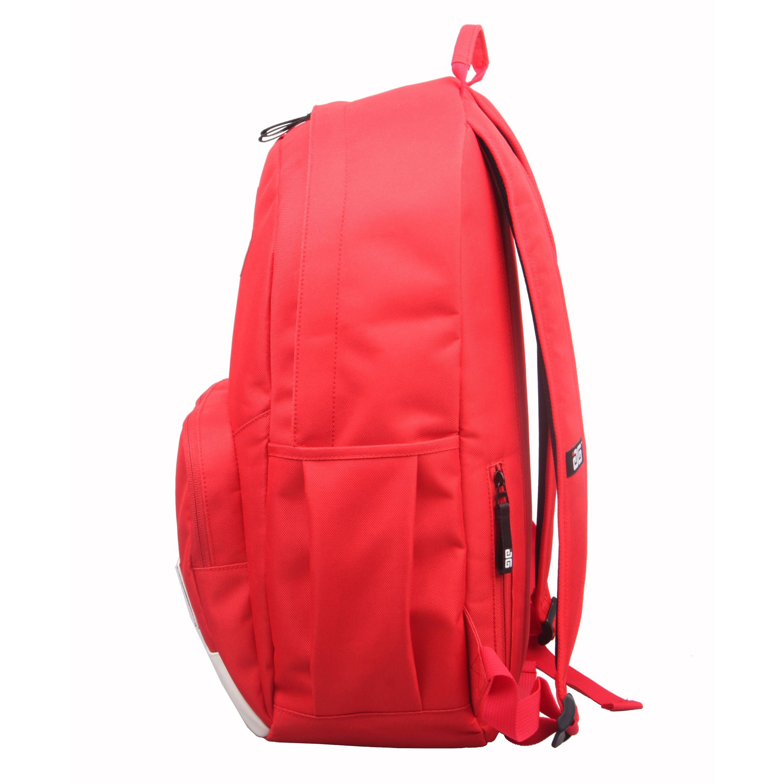 3b097c534c56 AfterGen Red Back to School 15-inch Laptop Backpack
