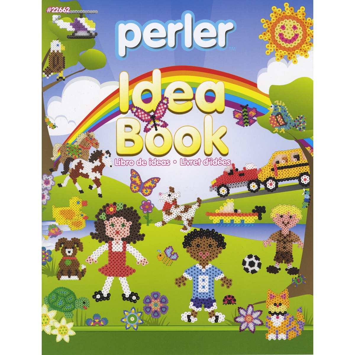 Shop Perler Idea Book Free Shipping On Orders Over 45 Overstock