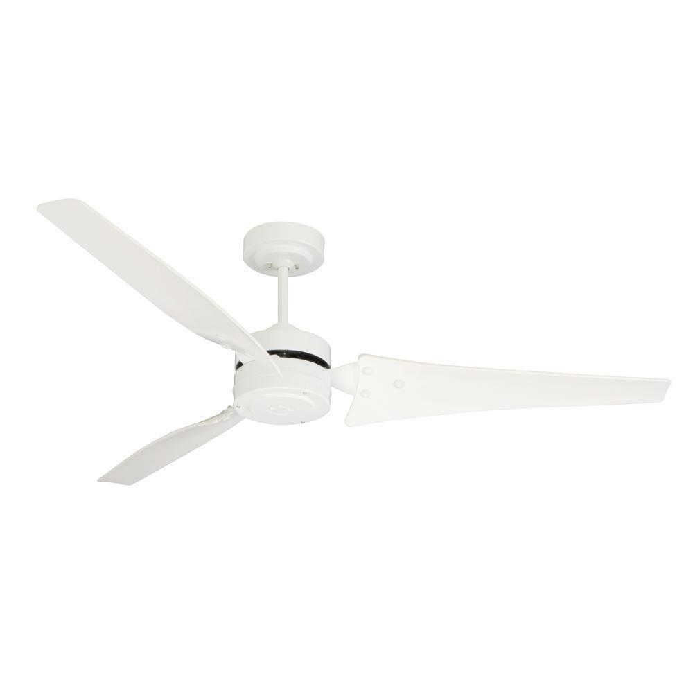 Shop Emerson Loft 60-Inch Appliance White Modern Ceiling Fan - Free ...