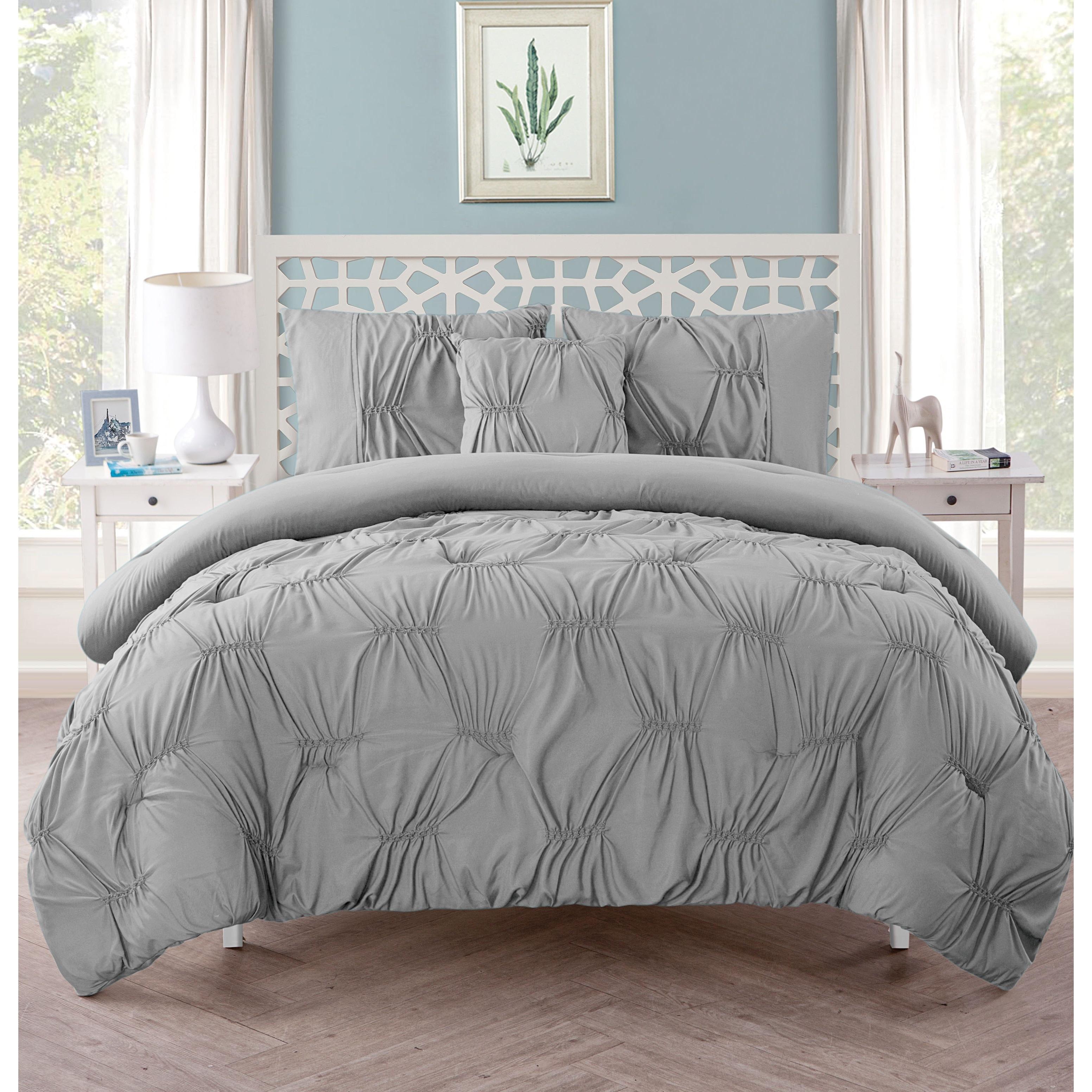 linens reversible comforter waterford pin darcy set bedroom linen