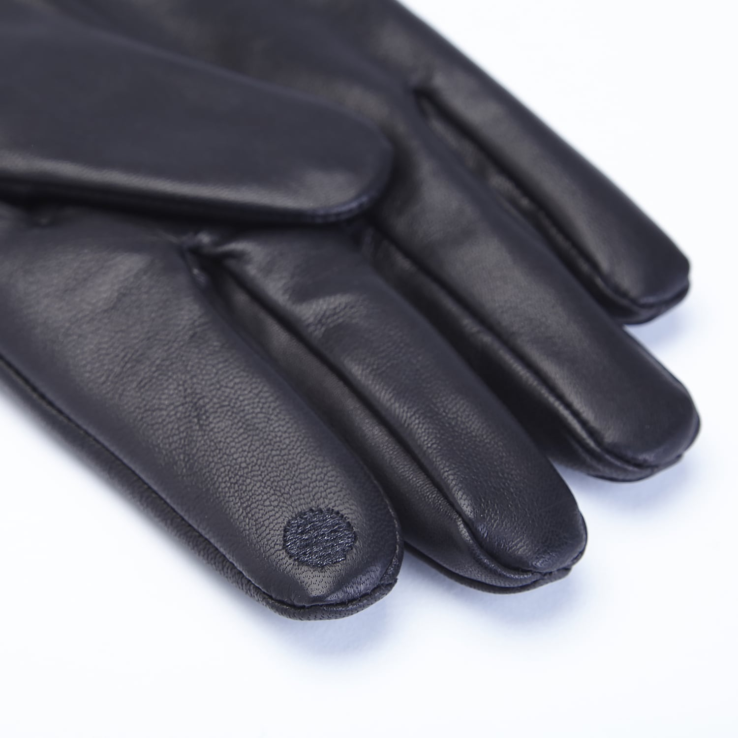 1d6cd3722 Shop Royce Leather Premium Lambskin Leather Cellphone Tablet Touchscreen  Gloves, Men's Large, Black - On Sale - Free Shipping Today - Overstock -  10568617