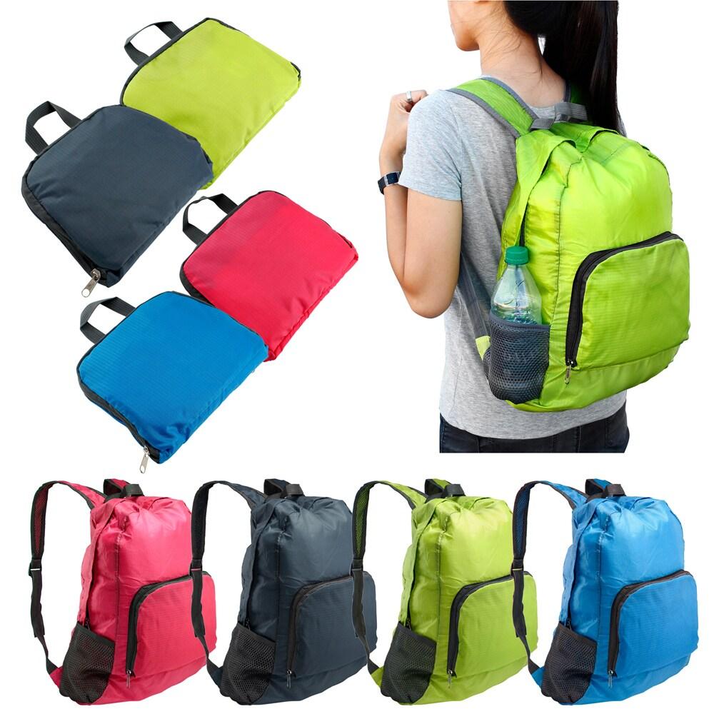 Gearonic Foldable Lightweight Waterproof Travel Backpack - Free ...