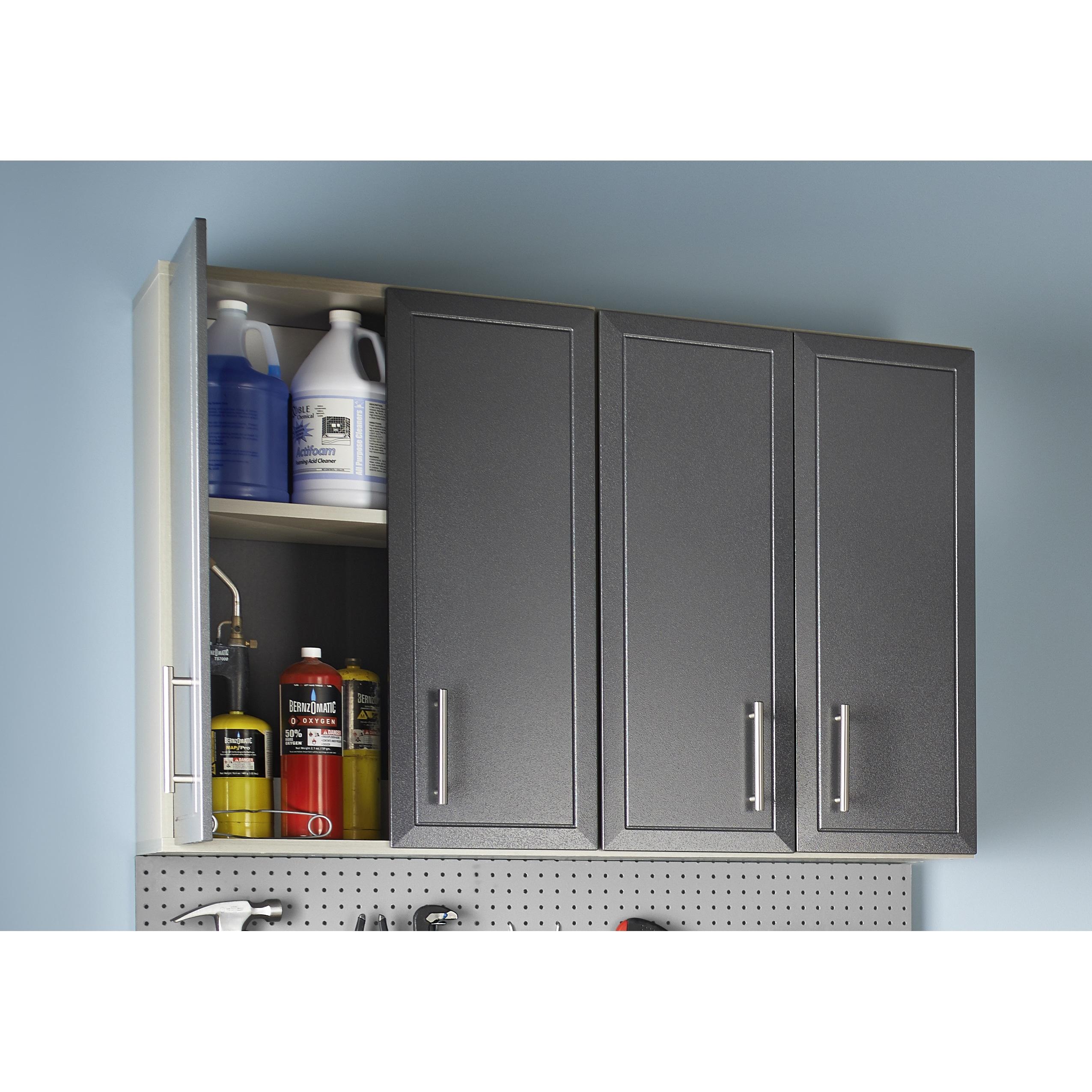 Closetmaid Progarage 2 Door Wall Cabinet Free Shipping Today 10574928