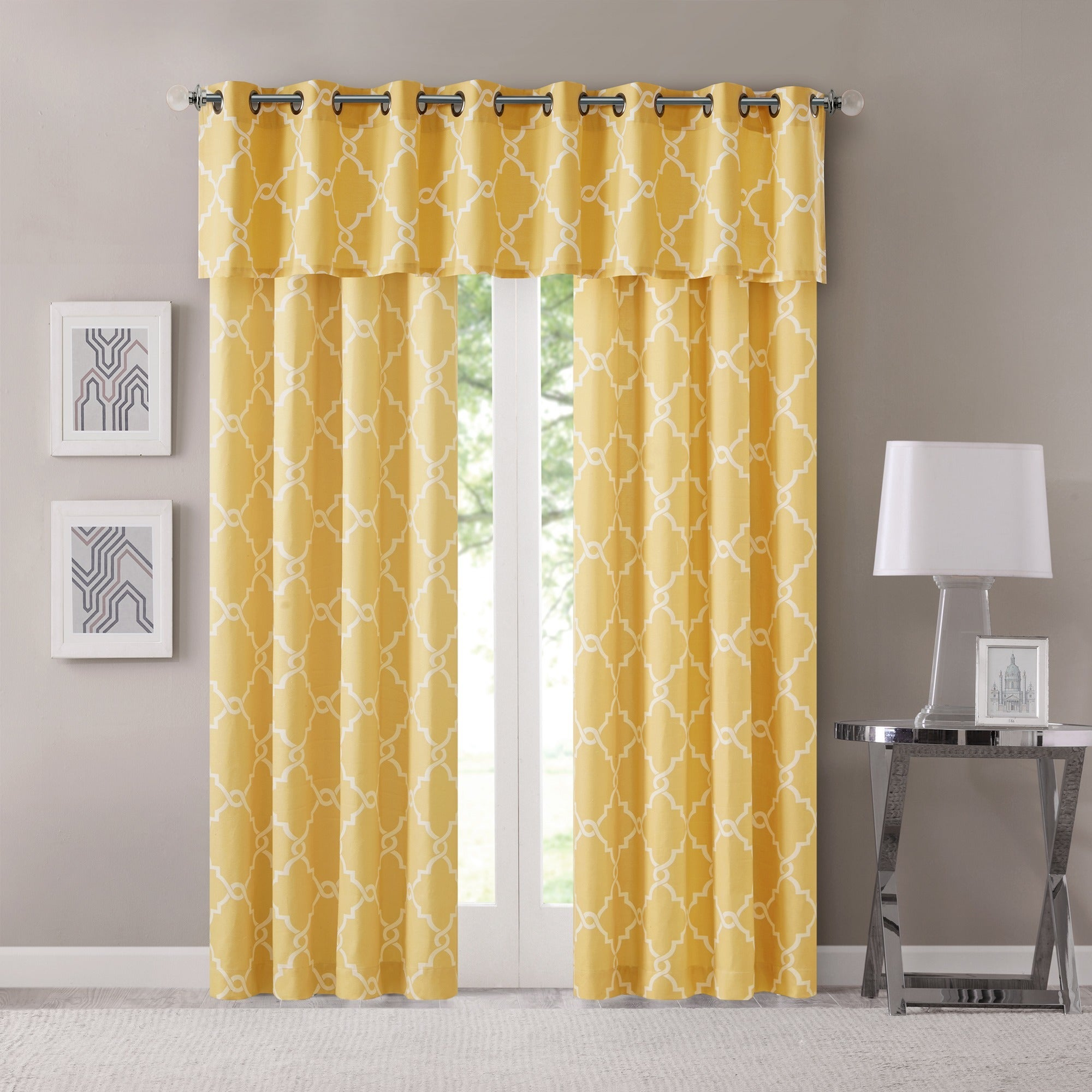 itm sheer coffee drapes brown blackout fabric swag net curtain blockout pelmet valance curtains yellow mocha