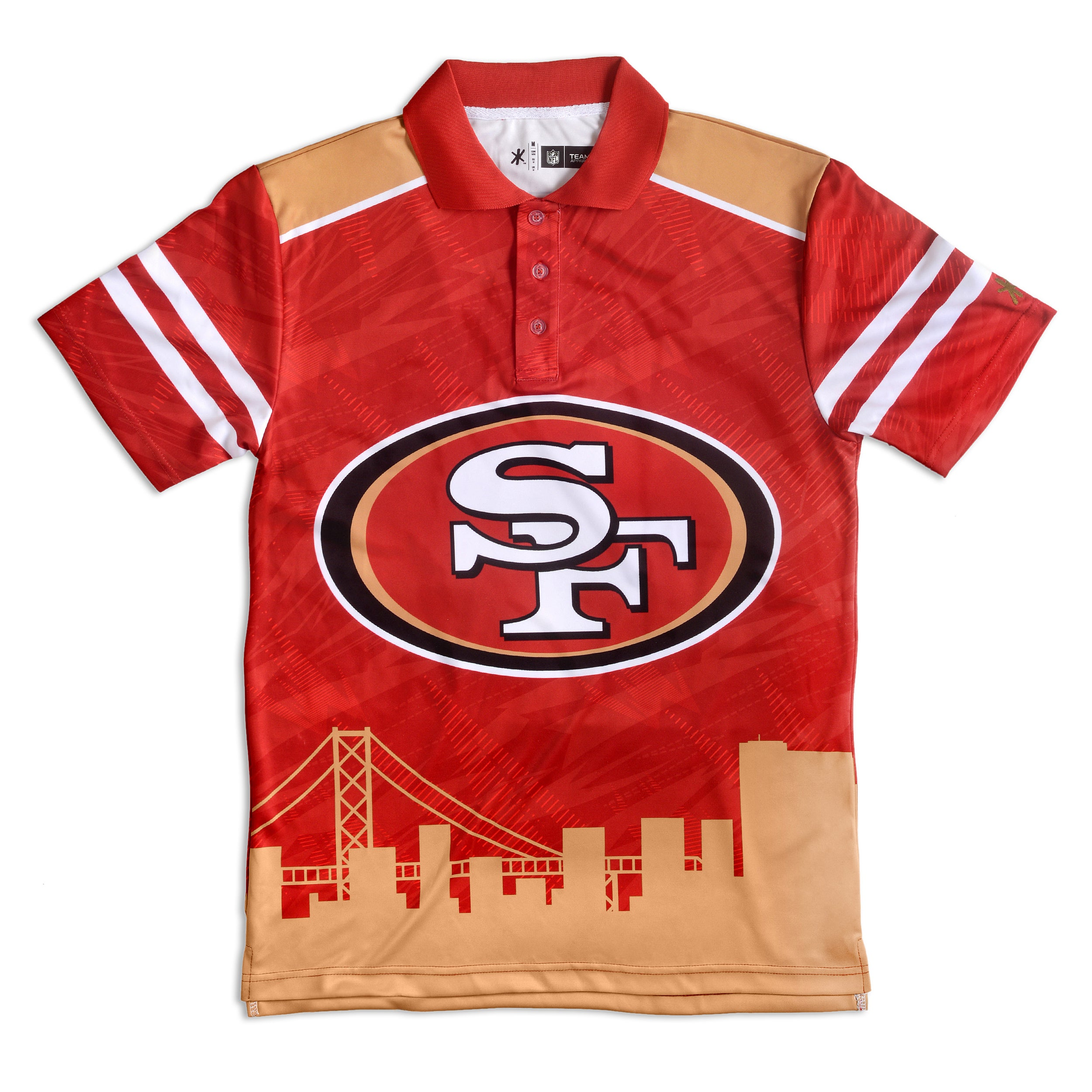 Shop Forever Collectibles San Francisco 49ers NFL Polyester Thematic
