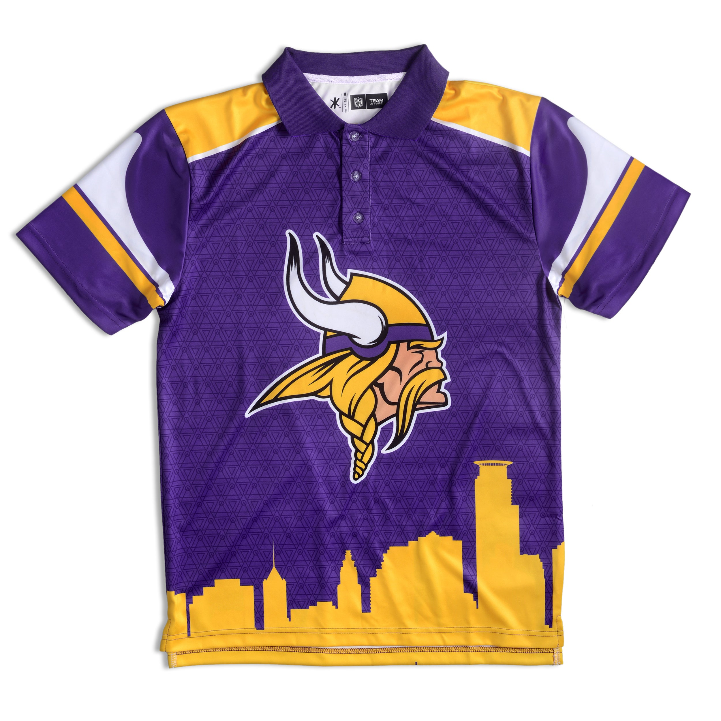 Shop Forever Collectibles Minnesota Vikings Nfl Polyester Thematic