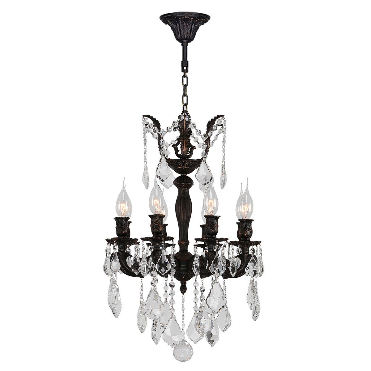 Shop French Imperial Collection 8 Light Flemish