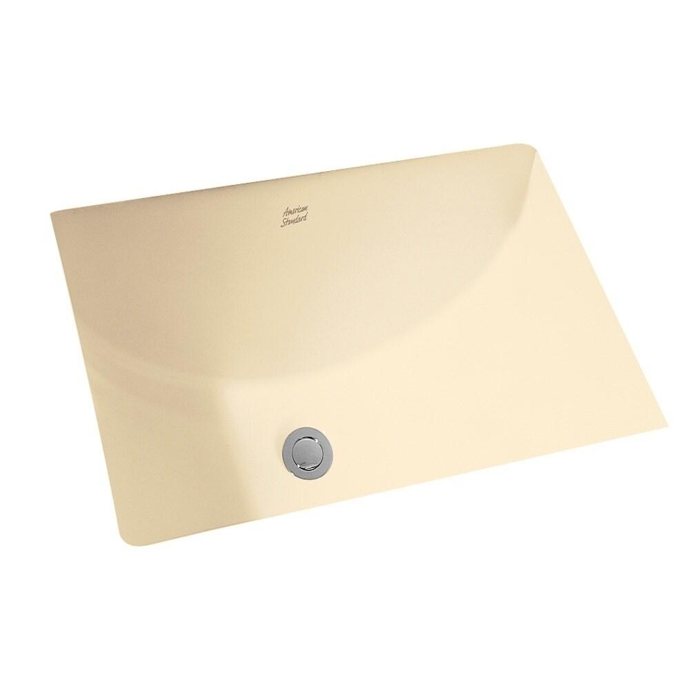 American Standard Studio Vitreous China Bathroom Sink 0614.000.021 ...