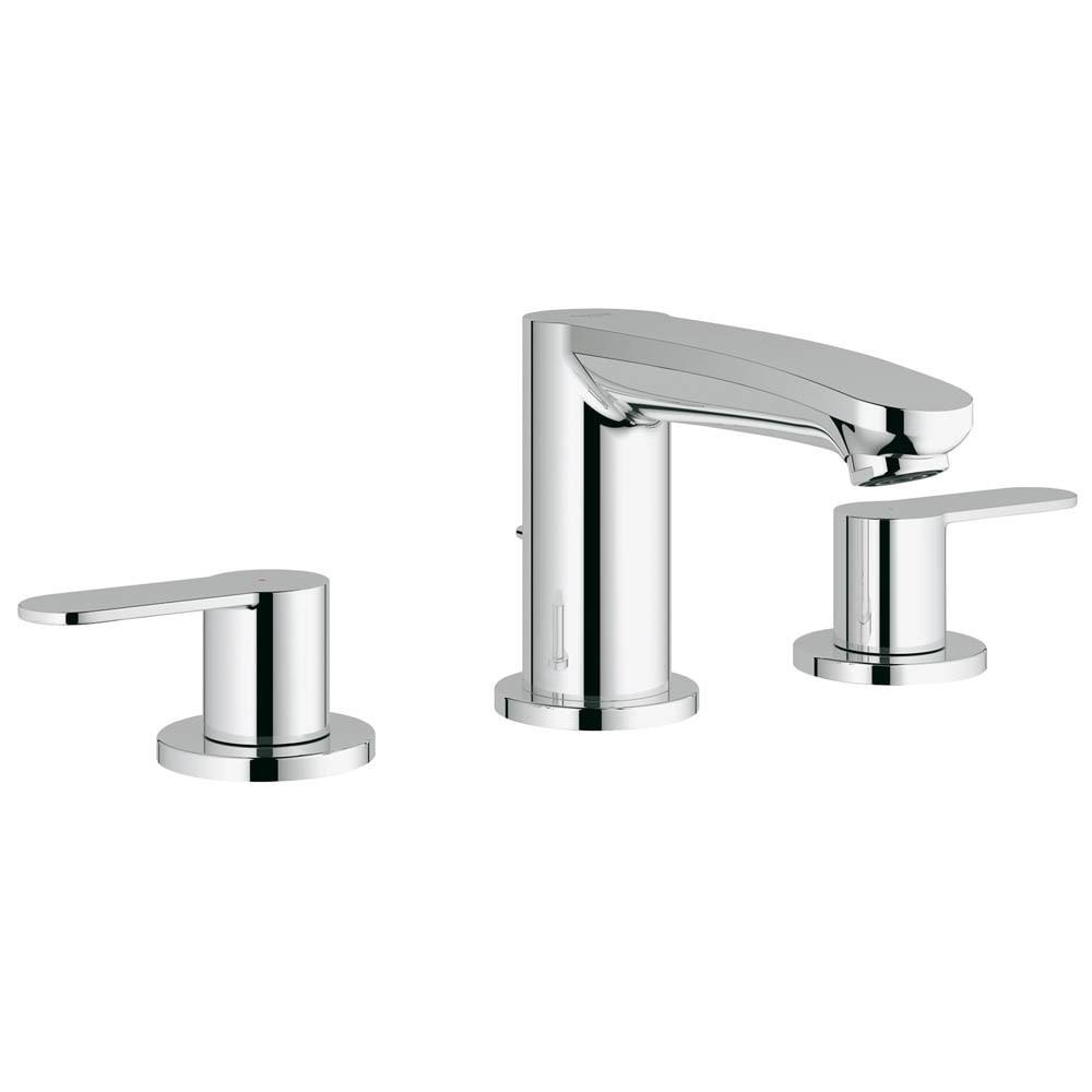 Shop Grohe Eurostyle Cosmopolitan 3-hole Bathtub Faucet - Free ...