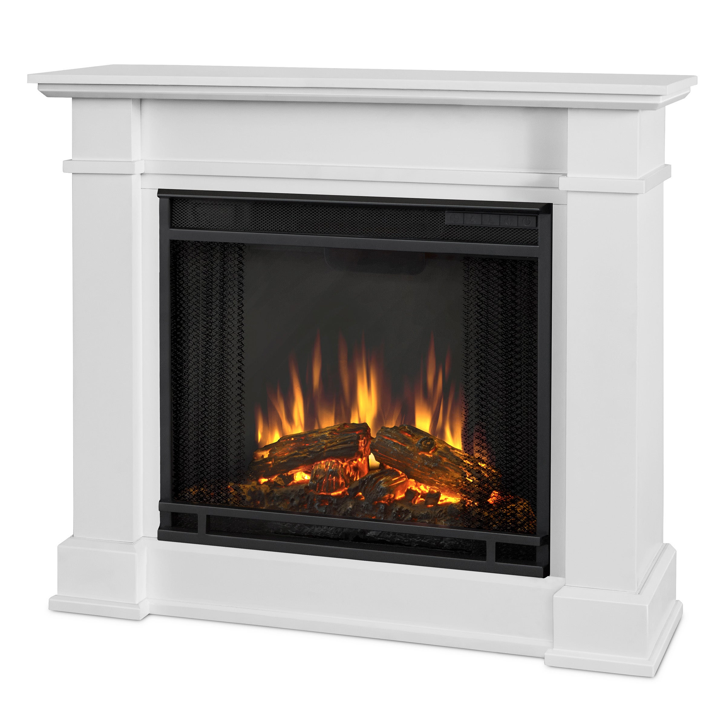 electric fireplaces faux infrared convertible mantels corner stone white fireplace reese