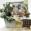 Best Wishes to You Wedding Gourmet Food Gift Basket
