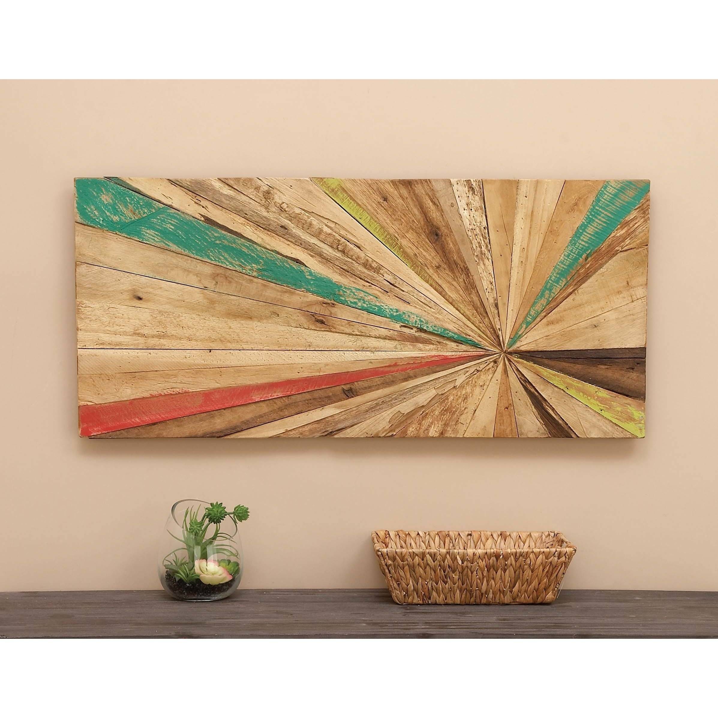Reclaimed Wood Wall Art - Free Shipping Today - Overstock.com - 17668284