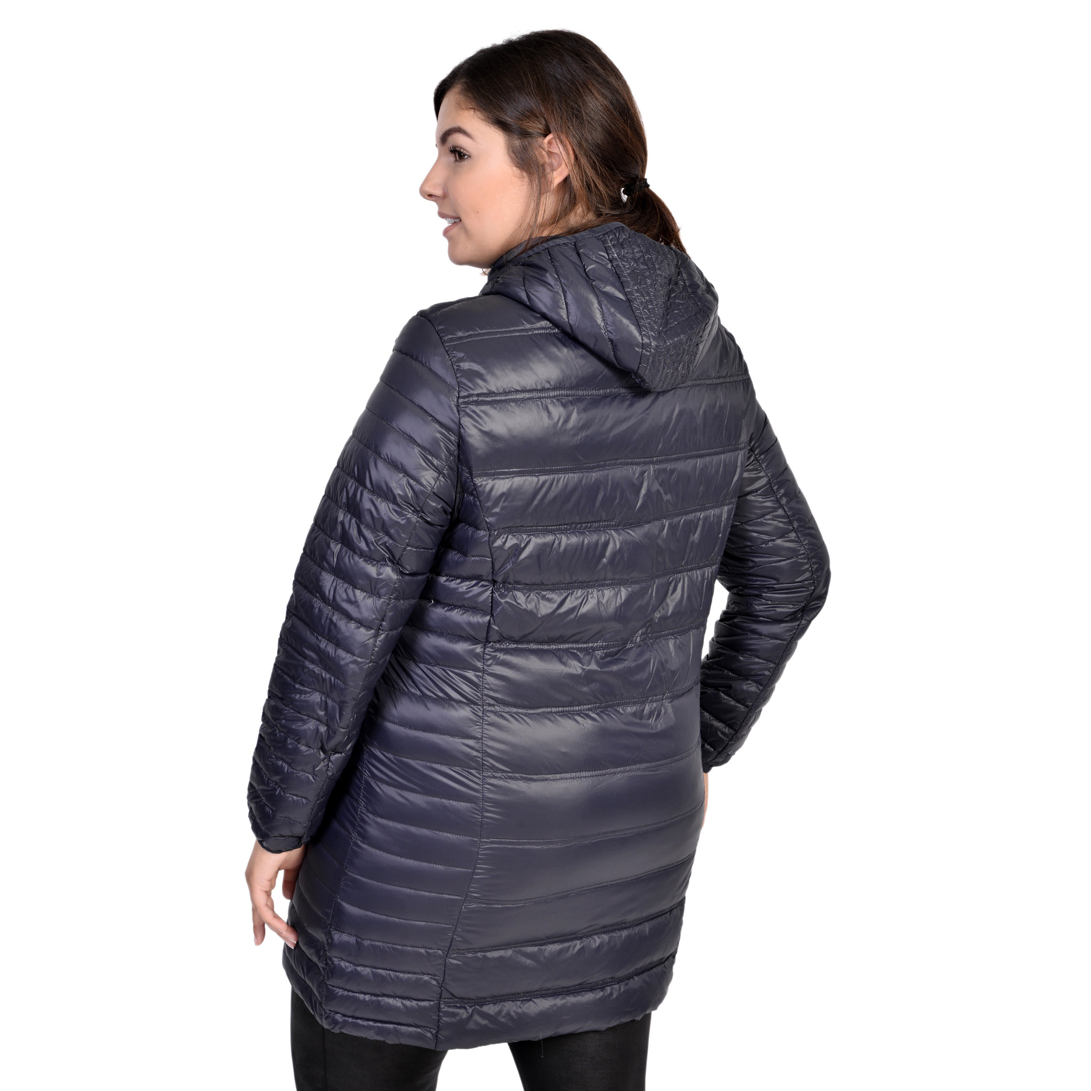 1e85da302cf Shop Packable Down Coat ( Plus Size) - On Sale - Free Shipping Today -  Overstock - 10597375