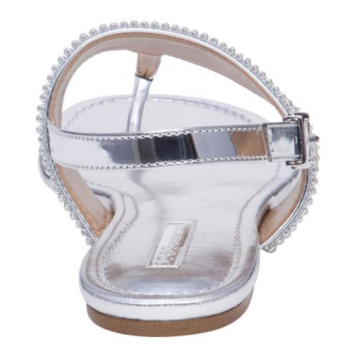 7f9d074f3e6806 ... Thumbnail Women  x27 s BCBGeneration Wander Thong Sandal Silver Mirror  Metallic