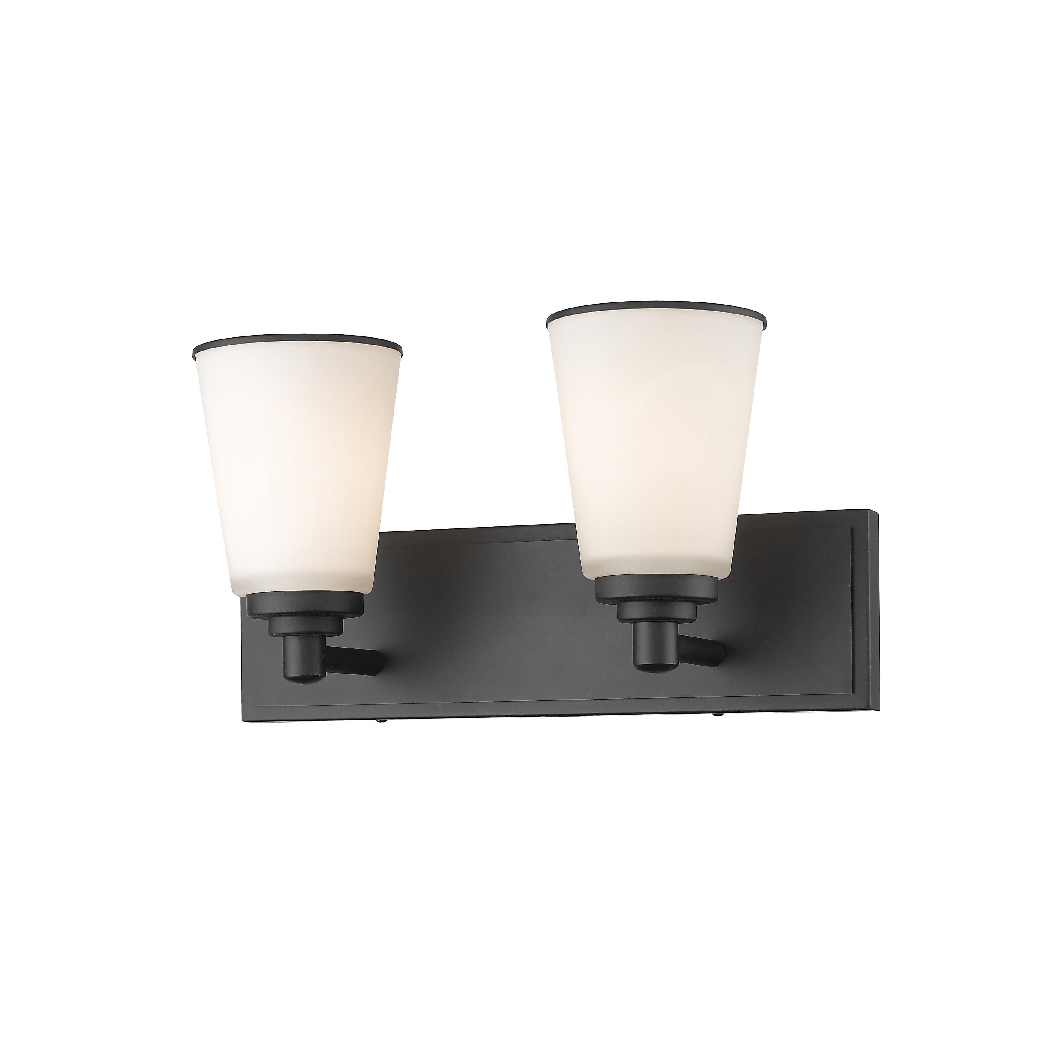 Shop avery home lighting jarra 2 lights bronze vanity on sale free shipping today overstock 10600578