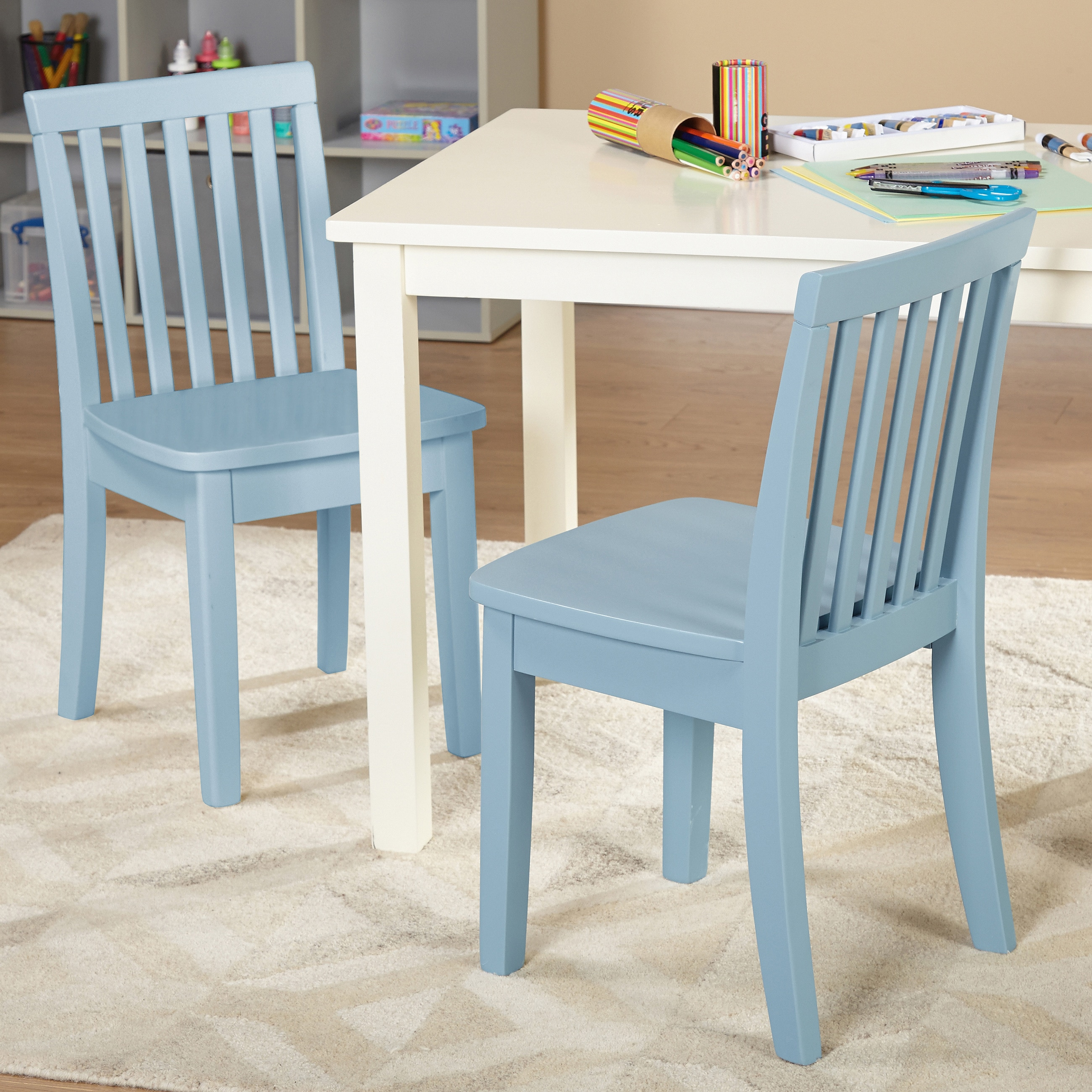 Shop Simple Living Alice Kids Chair, Set of 2 - On Sale - Free ...