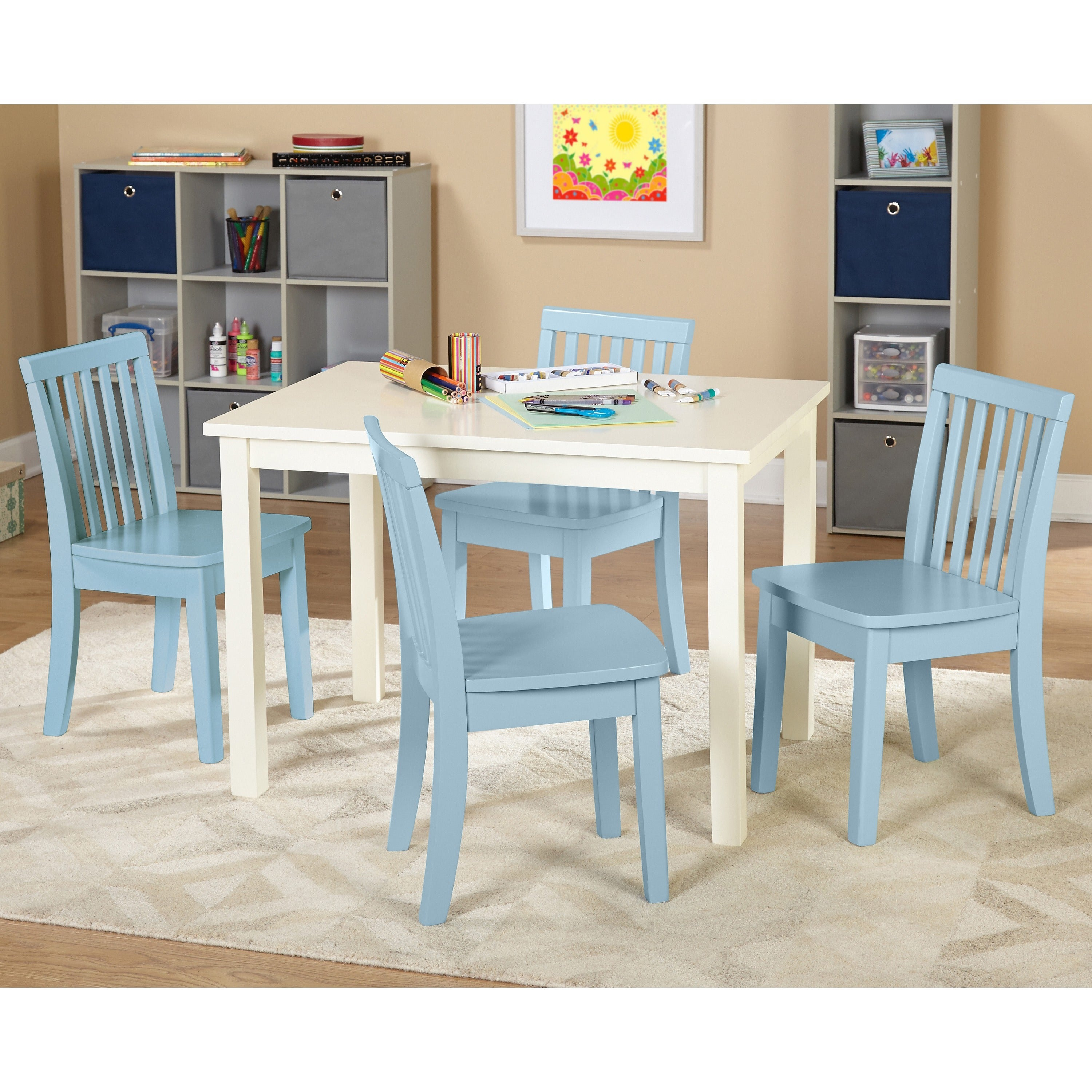 Shop Simple Living Alice Kids Table - Free Shipping Today ...