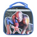 Spider-Man Insulated Lunch Bag with Adjustable Shoulder Strap, Water Bottle