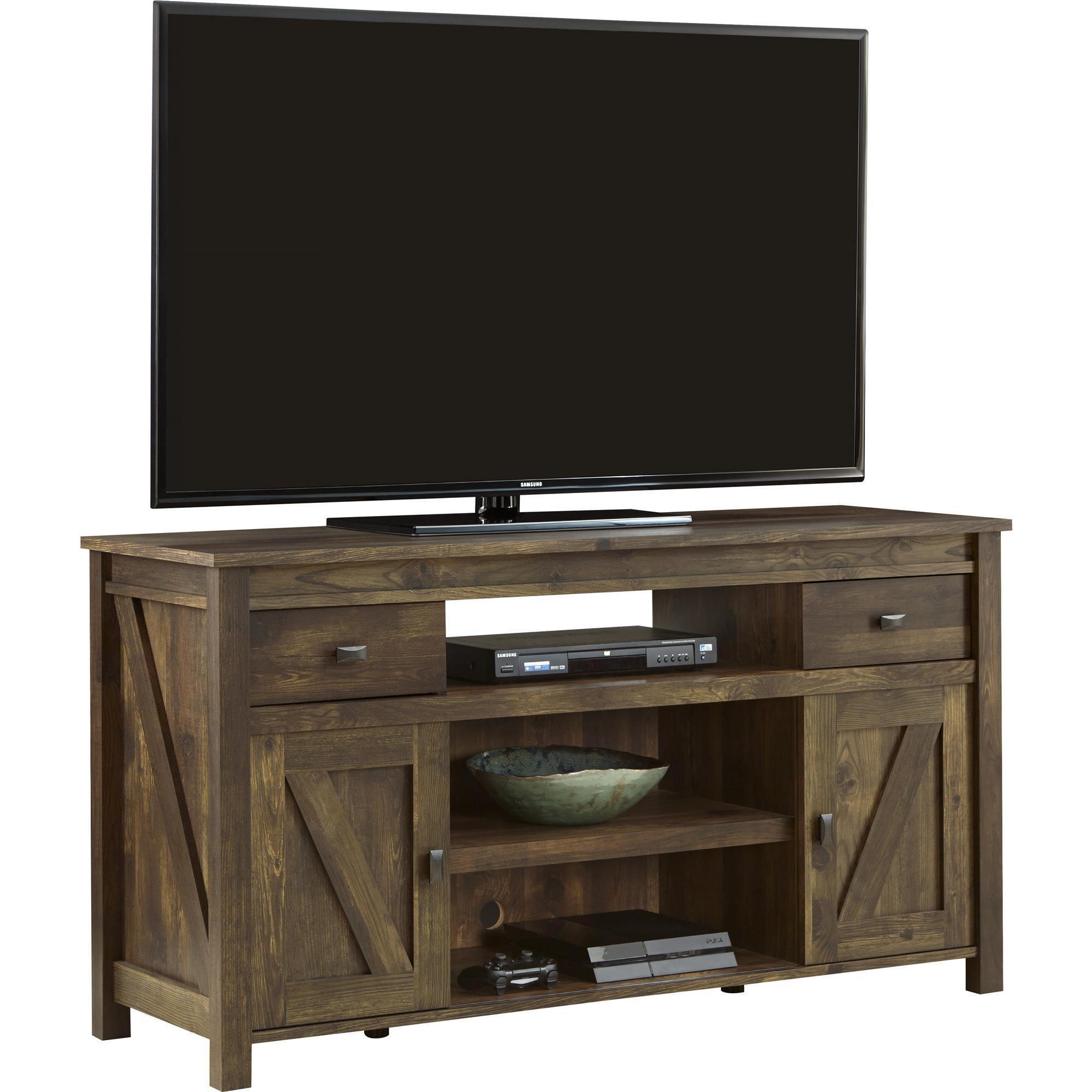 Shop The Gray Barn Latigo 60 Inch Tv Stand Free Shipping Today