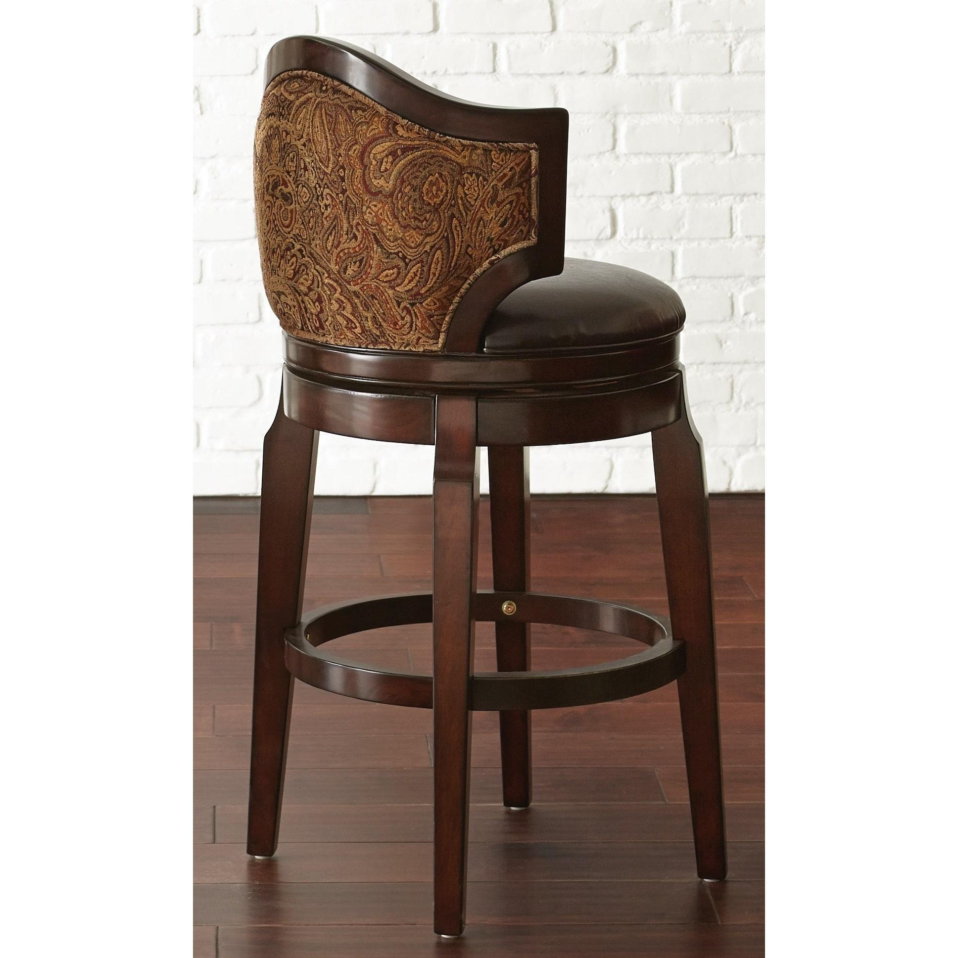 fleur de lis bar stools. Jensen 30-inch Low Back Bar Stool By Greyson Living (Set Of 2) - Free Shipping Today Overstock 17689047 Fleur De Lis Stools