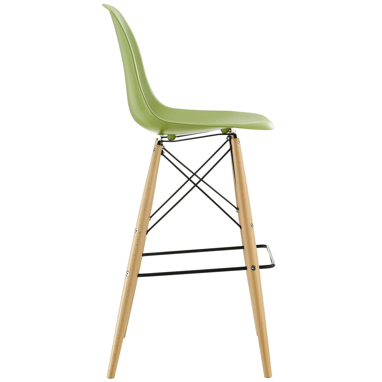 Pyramid 29.5 Inch Bar Stool   Free Shipping Today   Overstock.com   17690844