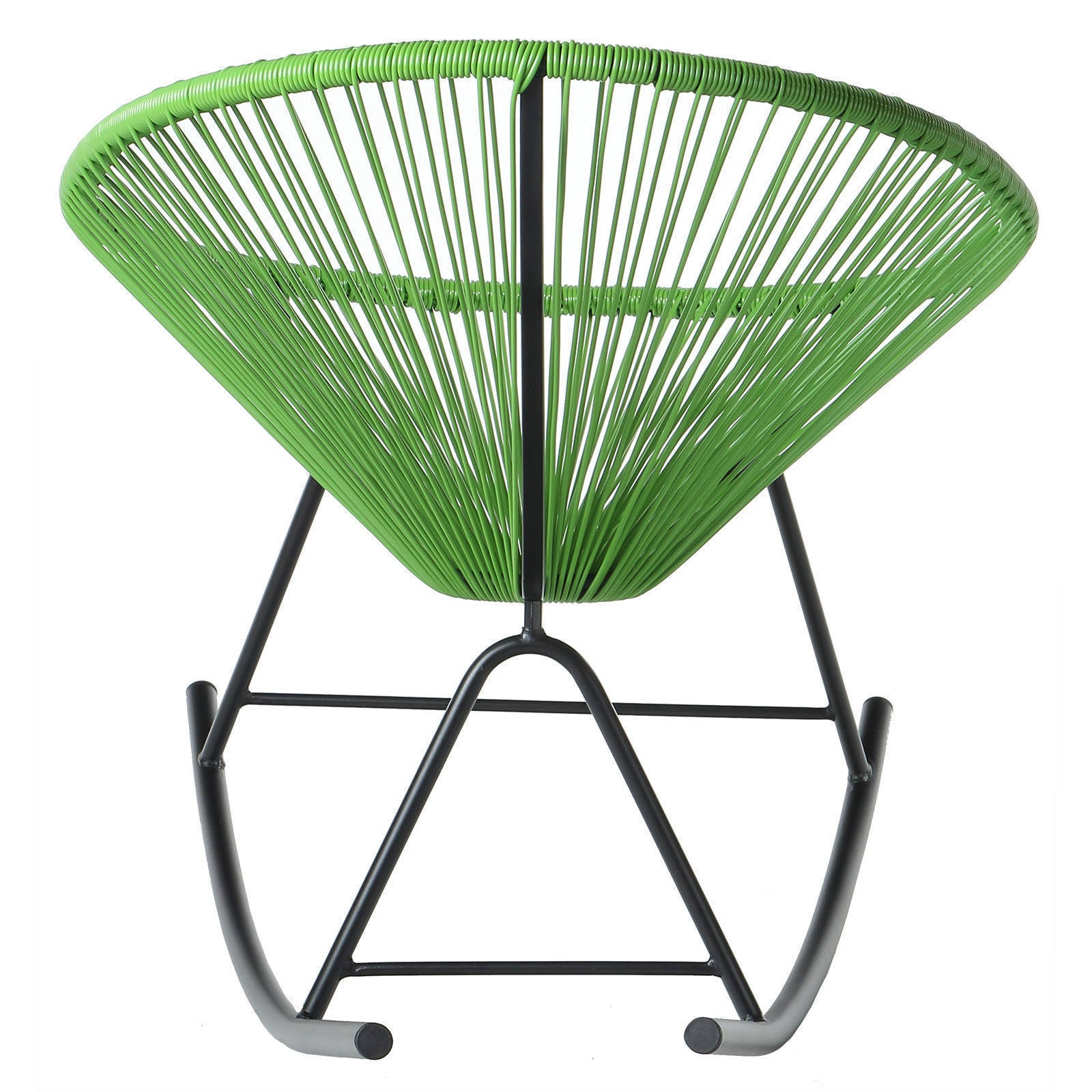 Shop Acapulco Rocking Chair, Set Of 2, Indoor / Outdoor, Stackable   Free  Shipping Today   Overstock.com   10621973