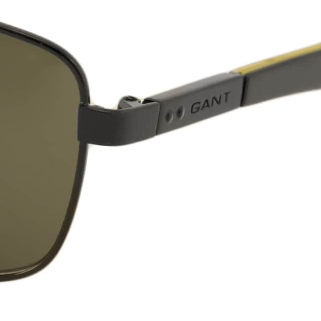 55ef6c95f9 Shop Gant GS2026 Men s Rectangular Sunglasses - Free Shipping On Orders  Over  45 - Overstock.com - 10627663