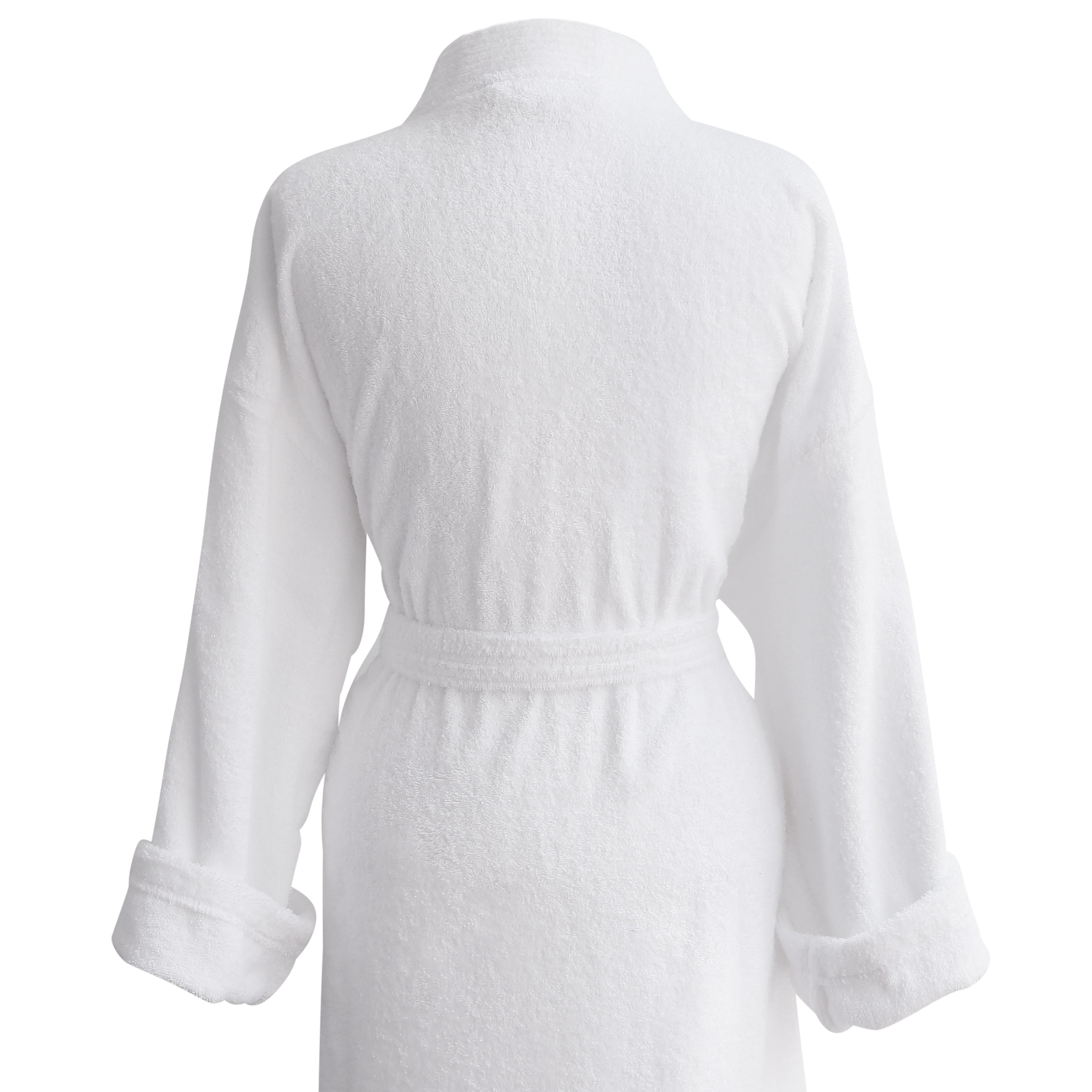 Shop Wyndham Egyptian Cotton Mr. and Mrs. Terry Spa Robe Set - Free  Shipping Today - Overstock - 10631389 47d094615
