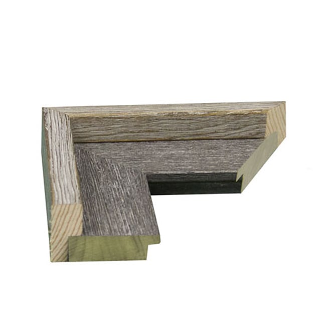 Shop Appalachian Barnwood Picture Frame 11x17 - Free Shipping Today ...