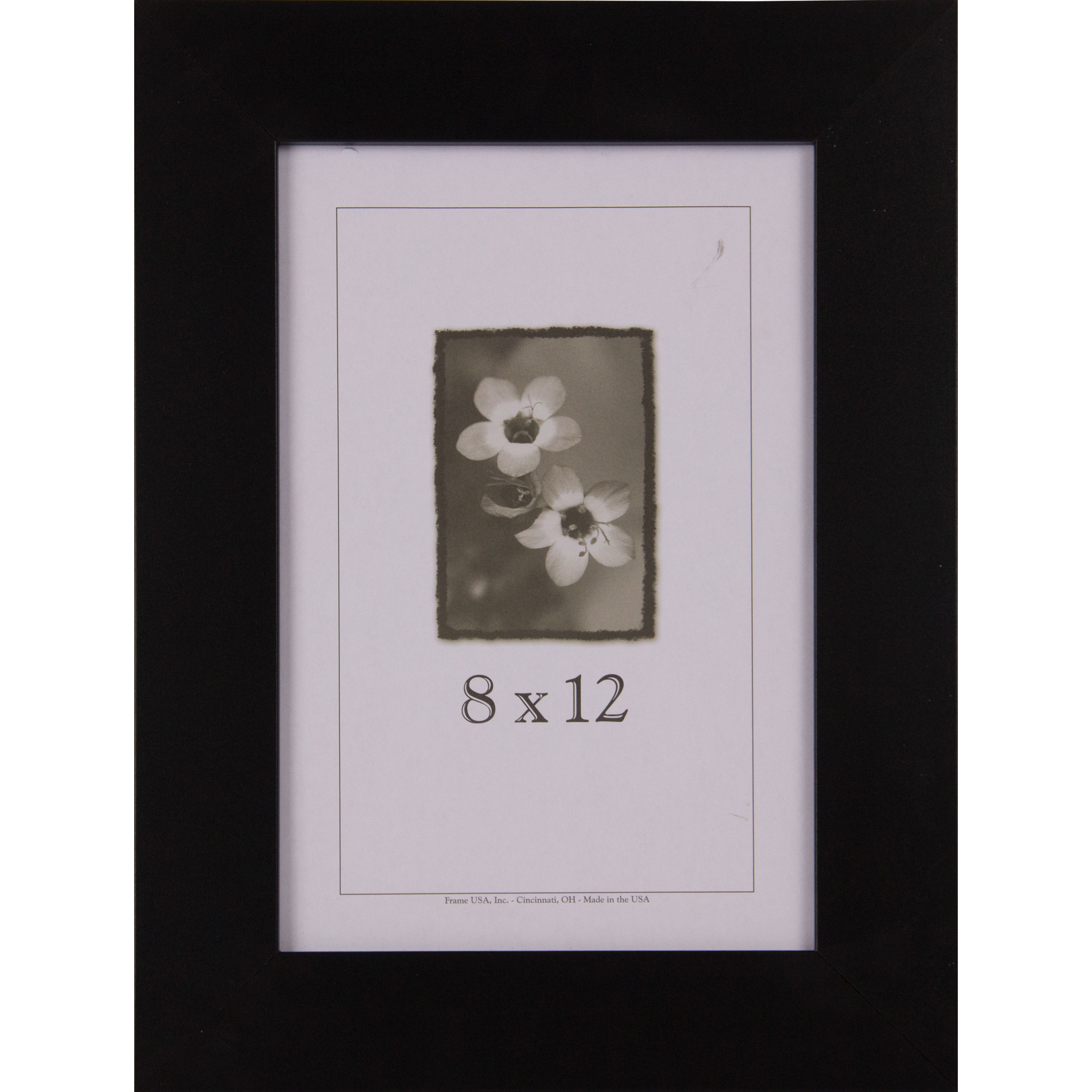 Shop Affordable Black Frame 8 X 12 Free Shipping On Orders