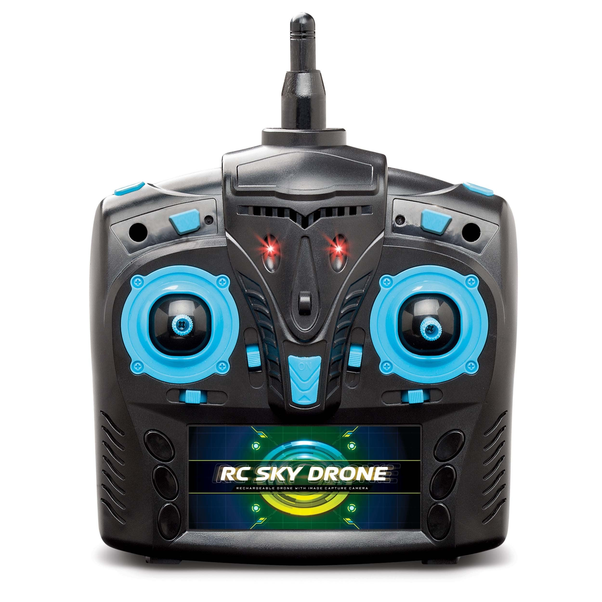 Sharper Image Rechargeable Remote Control Camera Drone 694202320037