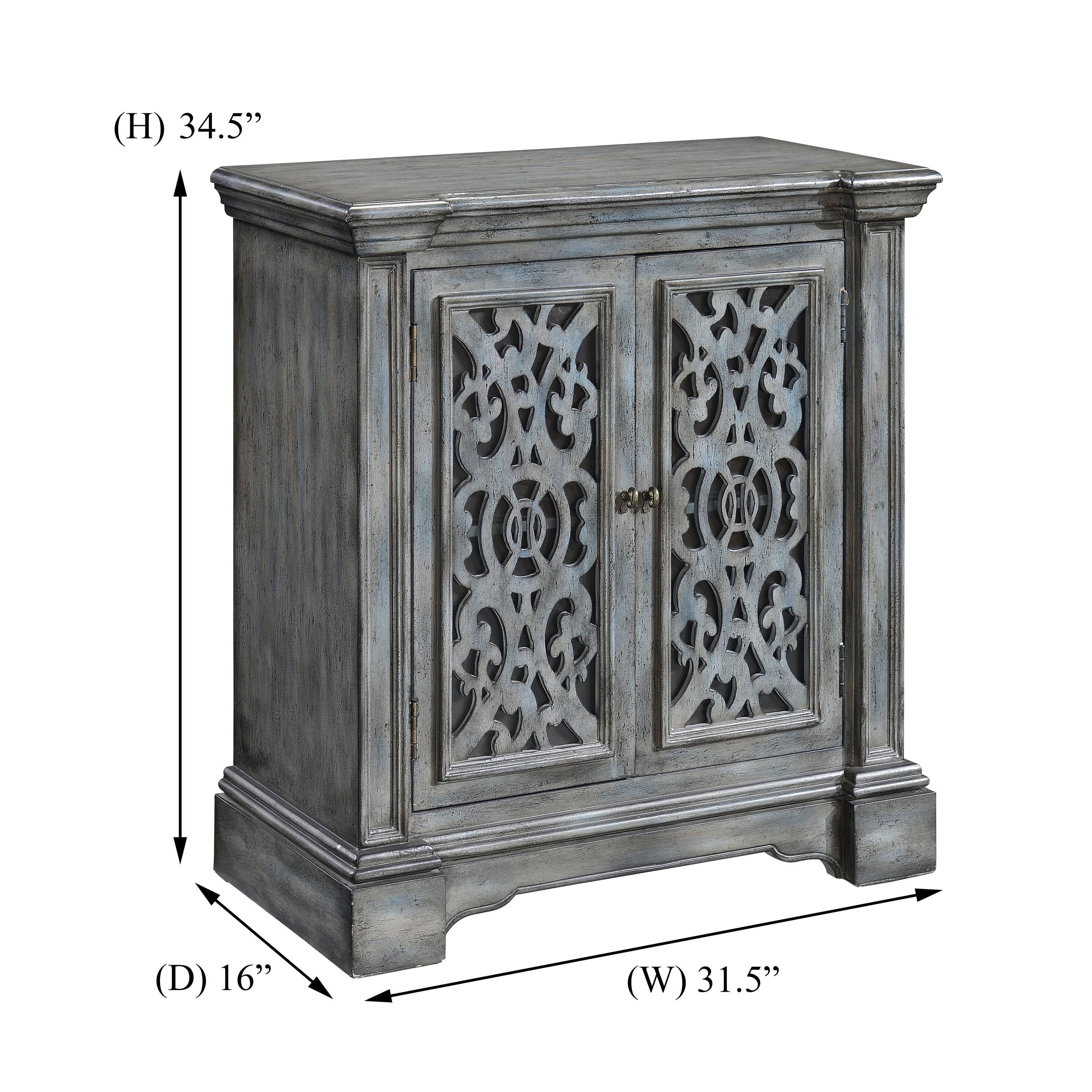 Somette grey blue weathered 2 door cabinet free shipping today somette grey blue weathered 2 door cabinet free shipping today overstock 17719869 eventshaper