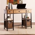 Harper Blvd Maude Industrial Wood Desk
