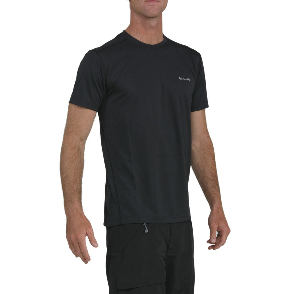 bb0ac0a7 Shop Columbia Men's Black Mountain Tech II T-shirt - Free Shipping On  Orders Over $45 - Overstock - 10655331