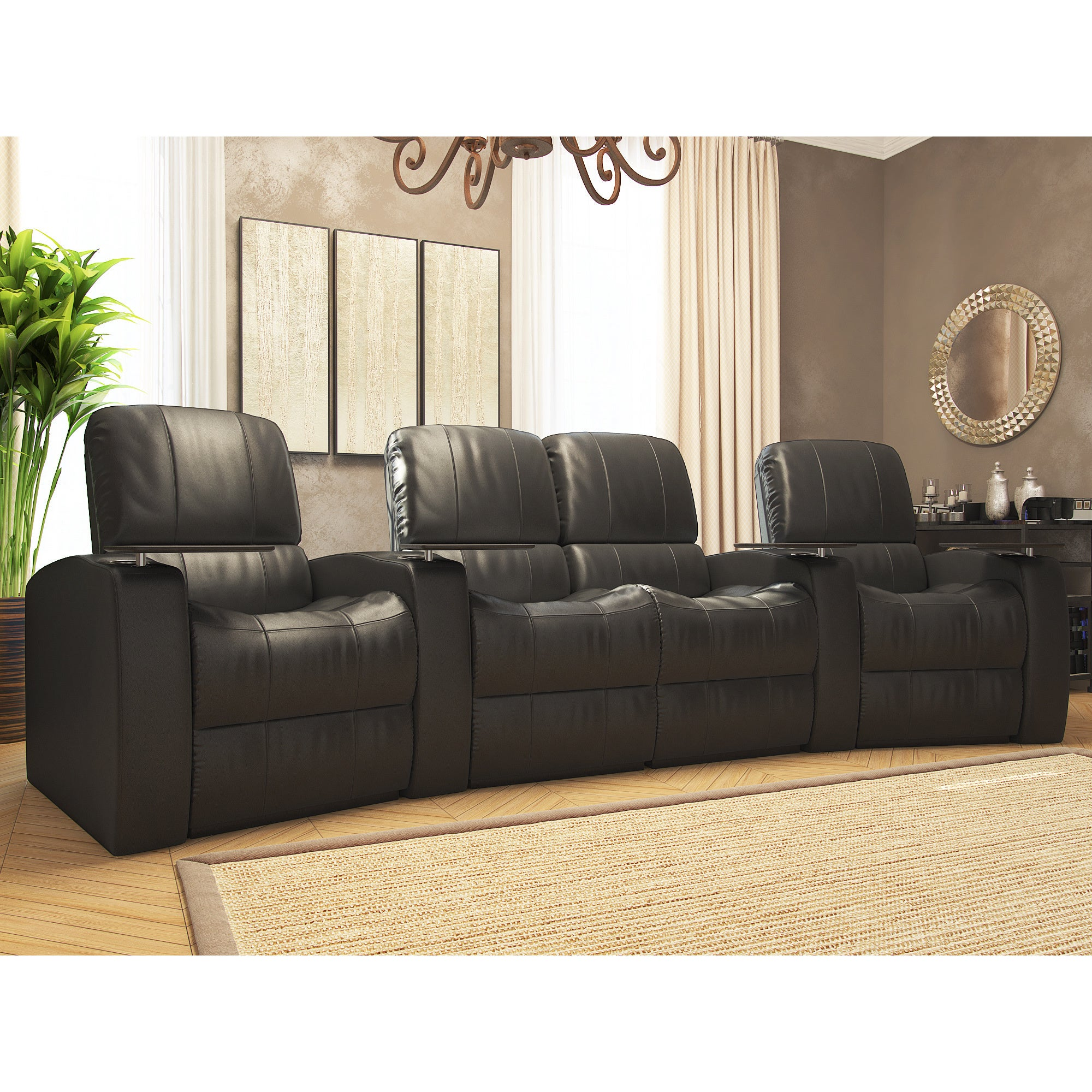 in leather power decadent with look luka loveseat covering this reclining effortlessly theater sophisticated pin luscious genuine