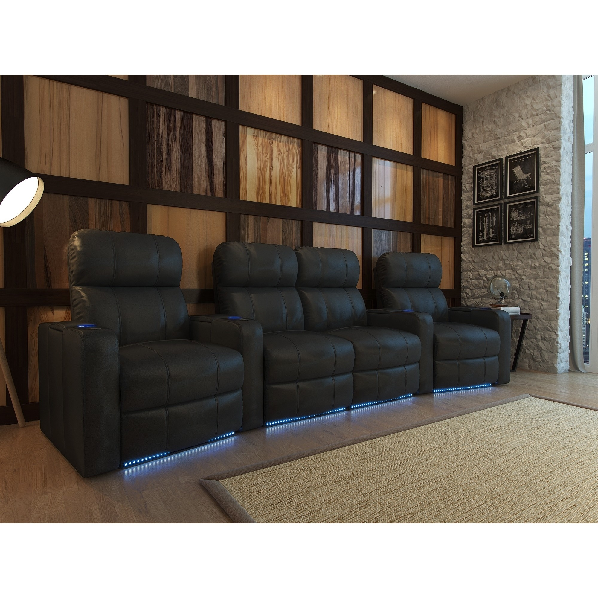 sofa cool crib delange power pin loveseat coaster coasters room theater pinterest by