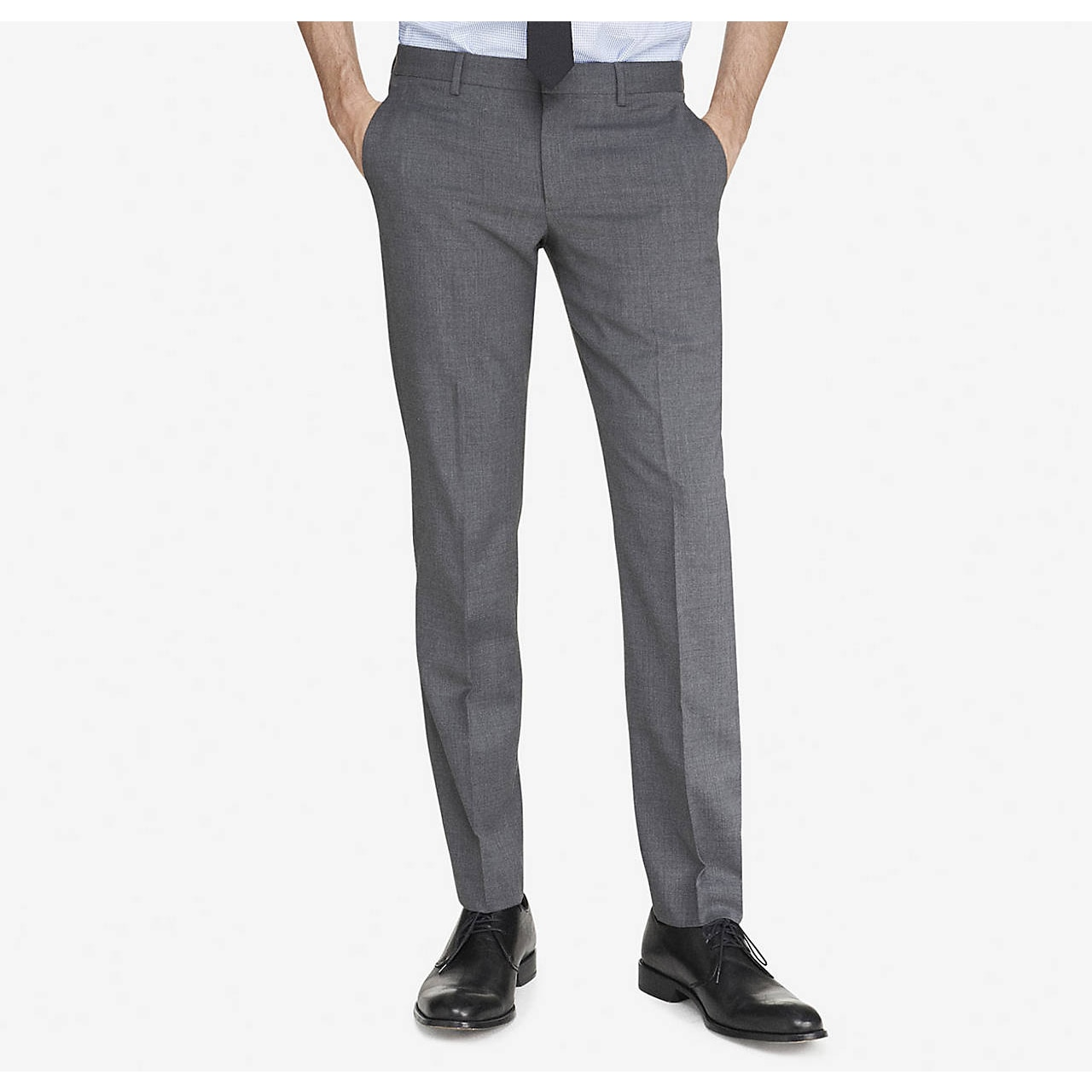 a26ae49da55879 Shop Elie Balleh Men's Slim Fit Dress Pants - On Sale - Free ...