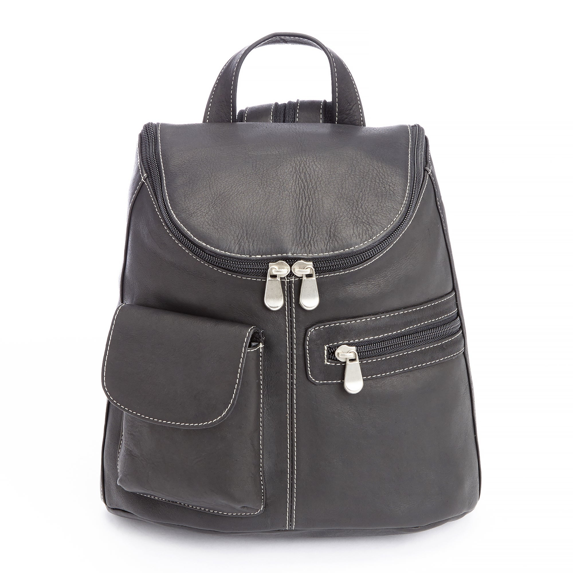 b782fee1202 Royce Leather Handcrafted Columbian Leather Luxury Tablet iPad Backpack