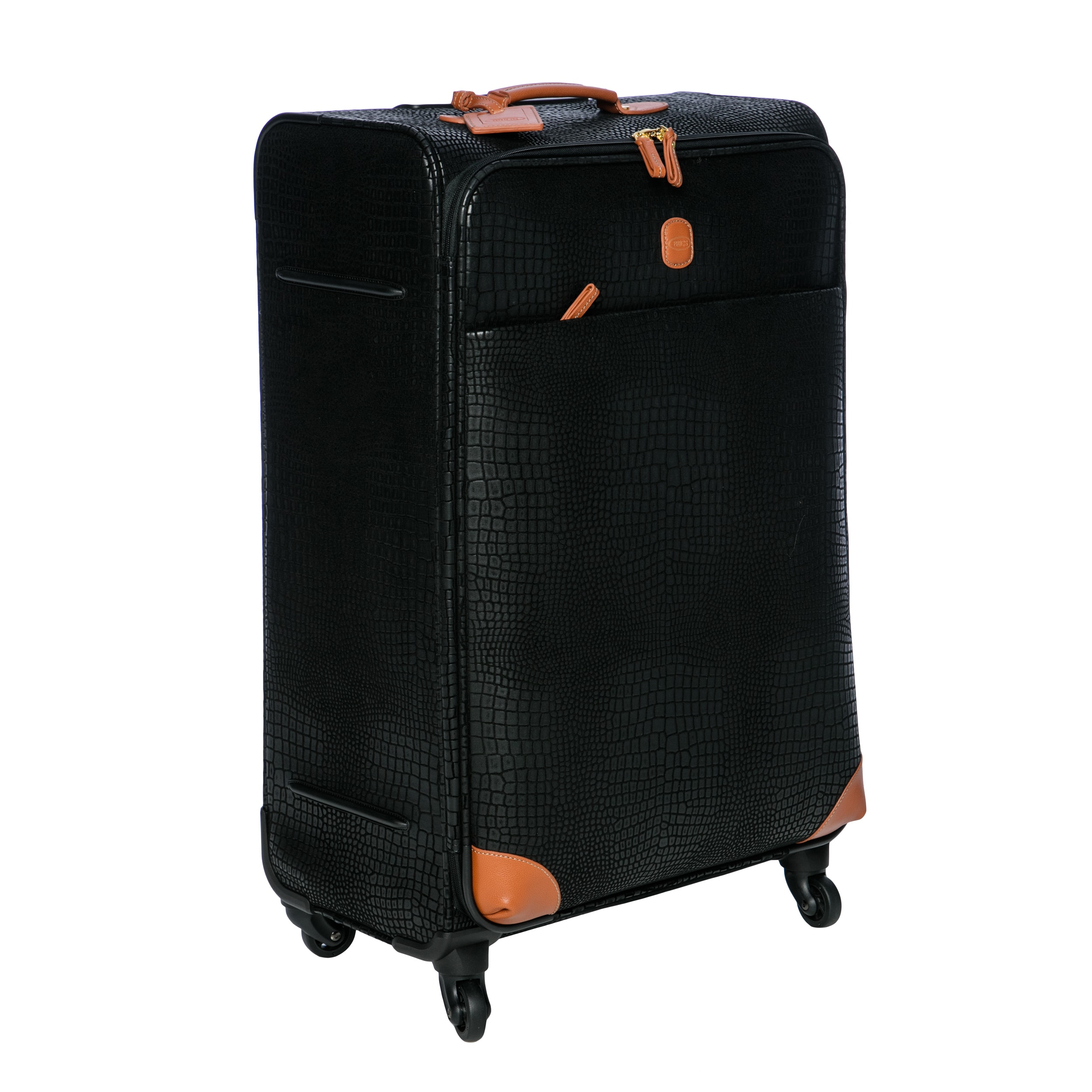 44dc6852ca Shop Bric s My Safari Black 30-inch Spinner Suitcase - Free Shipping Today  - Overstock - 10658246