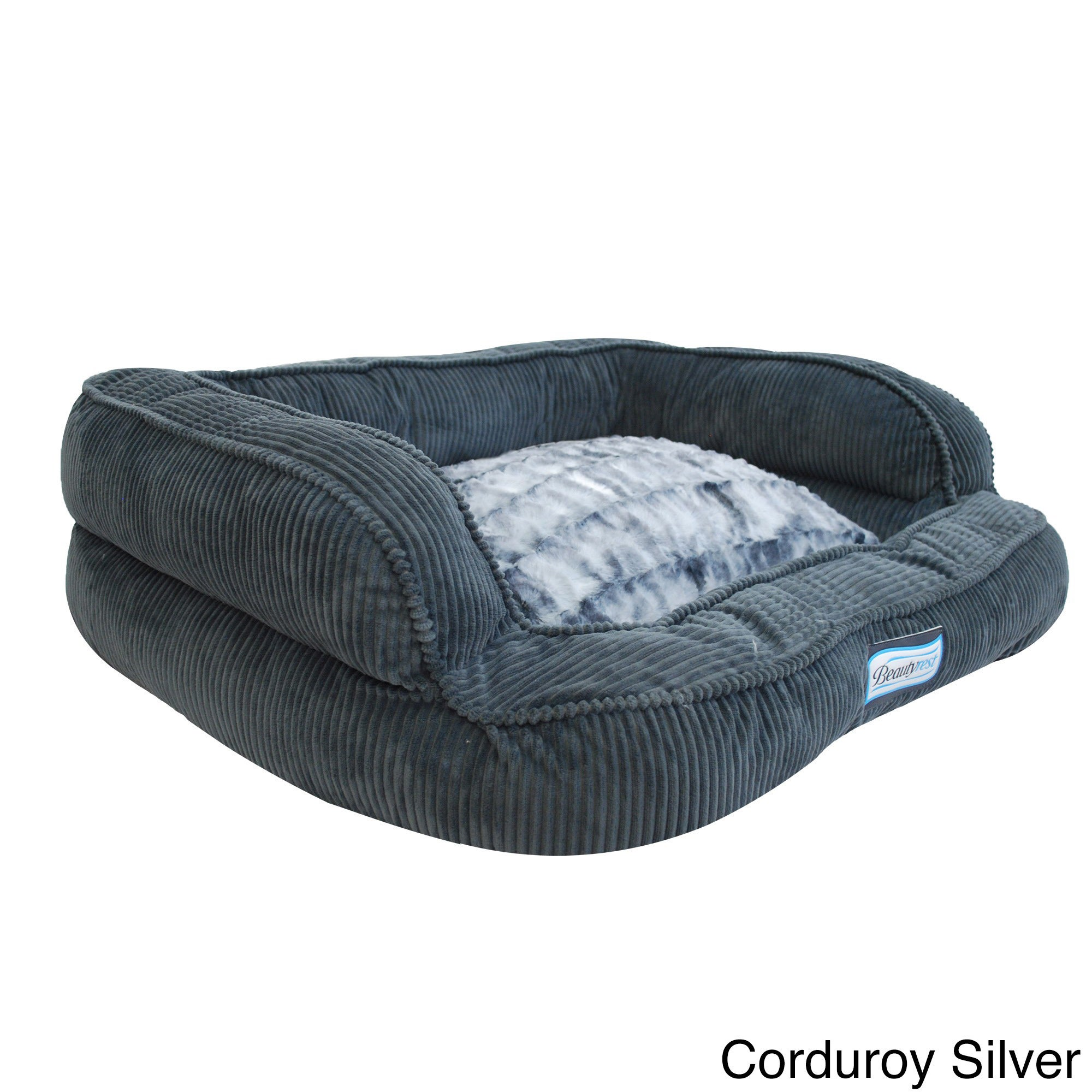 simmons beautyrest memory over product pet free overstock on shipping thera foam dog orders orthopedic bed supplies