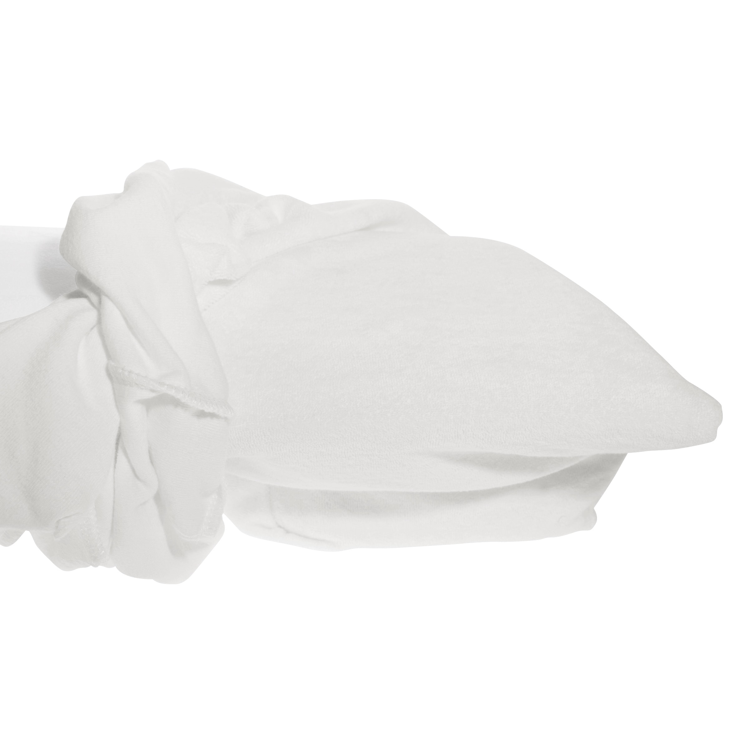 Terry Cloth Cover For Better Sleep Pillow Memory Foam Version White Free Shipping On Orders Over 45 10664861
