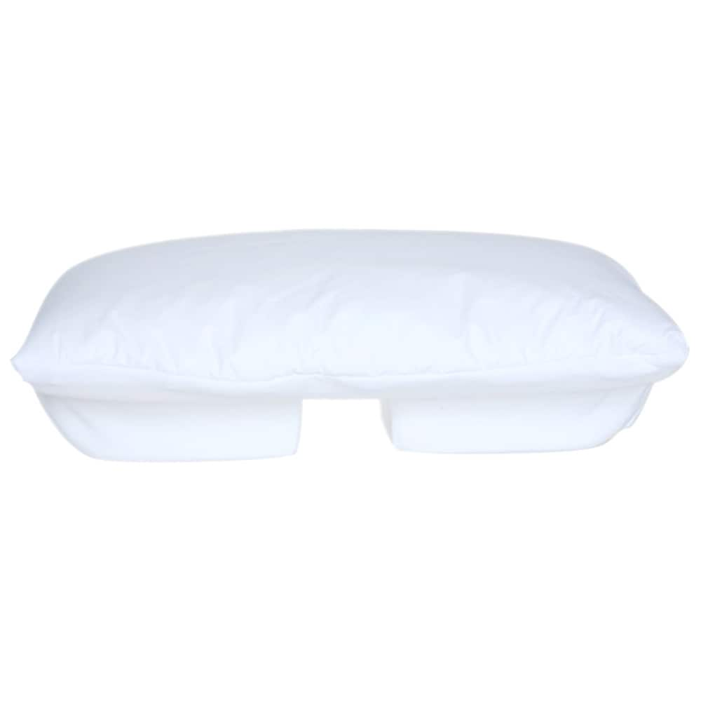 Better Sleep Pillow Cover Padded Memory Thick Foam White Free Shipping On Orders Over 45 10664862