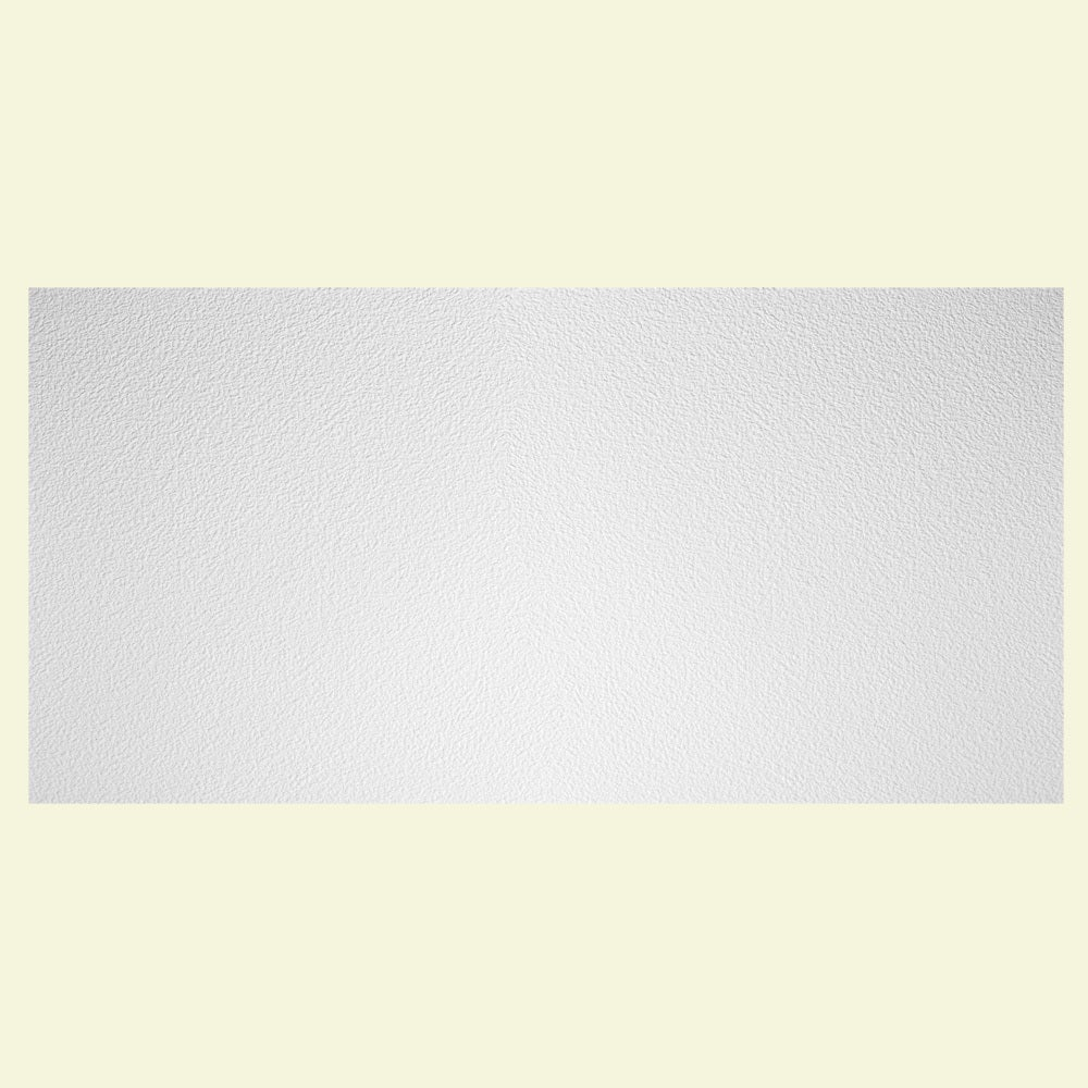 Genesis stucco pro white 2 x 4 ft lay in ceiling tile pack of 10 genesis stucco pro white 2 x 4 ft lay in ceiling tile pack of 10 free shipping on orders over 45 overstock 17733800 dailygadgetfo Gallery