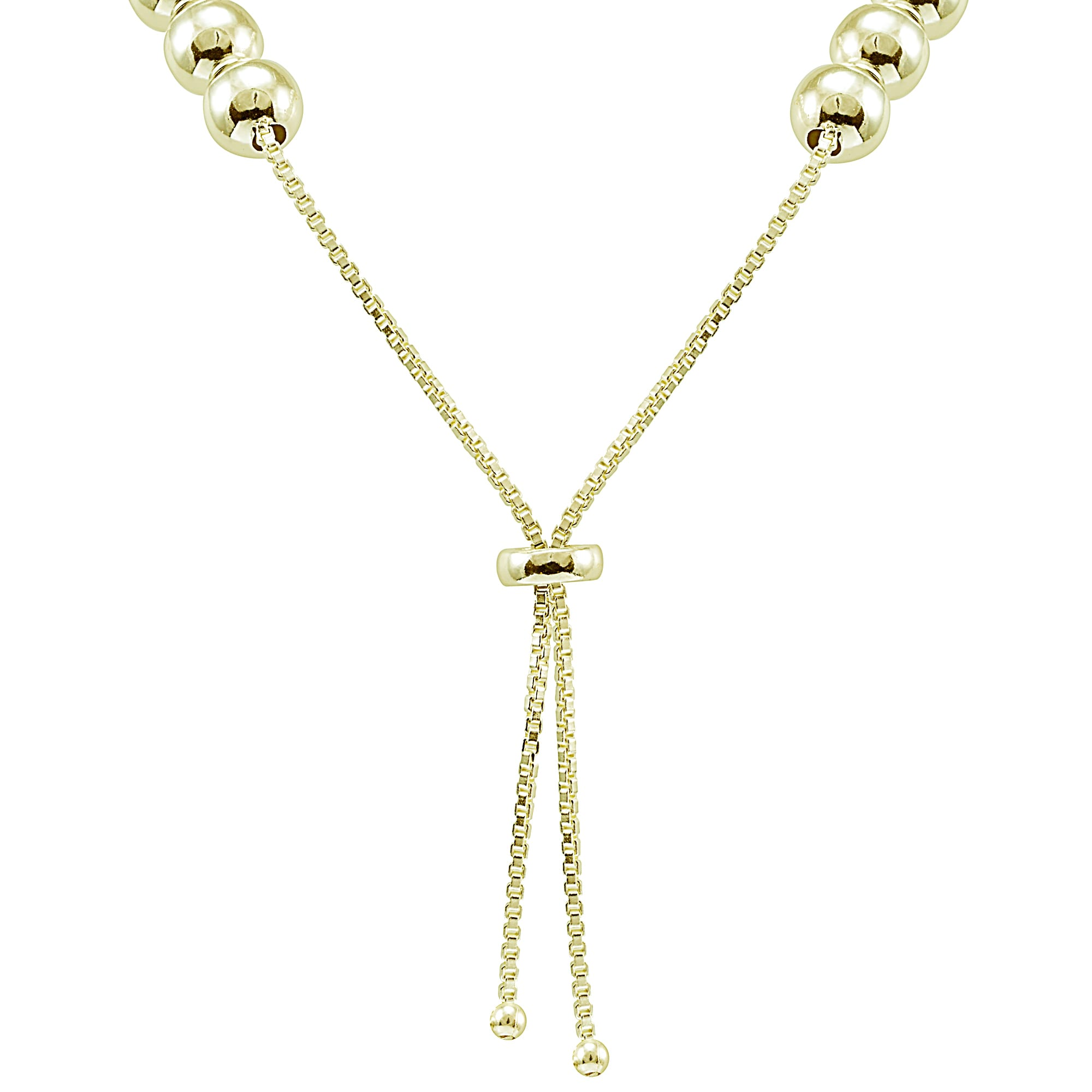 vj slider size gold crystal camuto goldtone vince necklace pav
