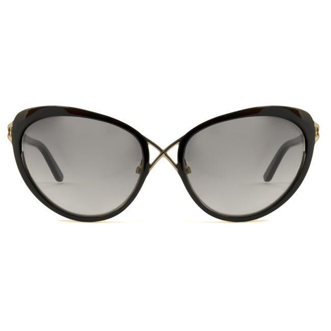 98ddee95c0 Shop Tom Ford TF0321 Daria Women s Cat-Eye Sunglasses - Free Shipping Today  - Overstock - 10672972