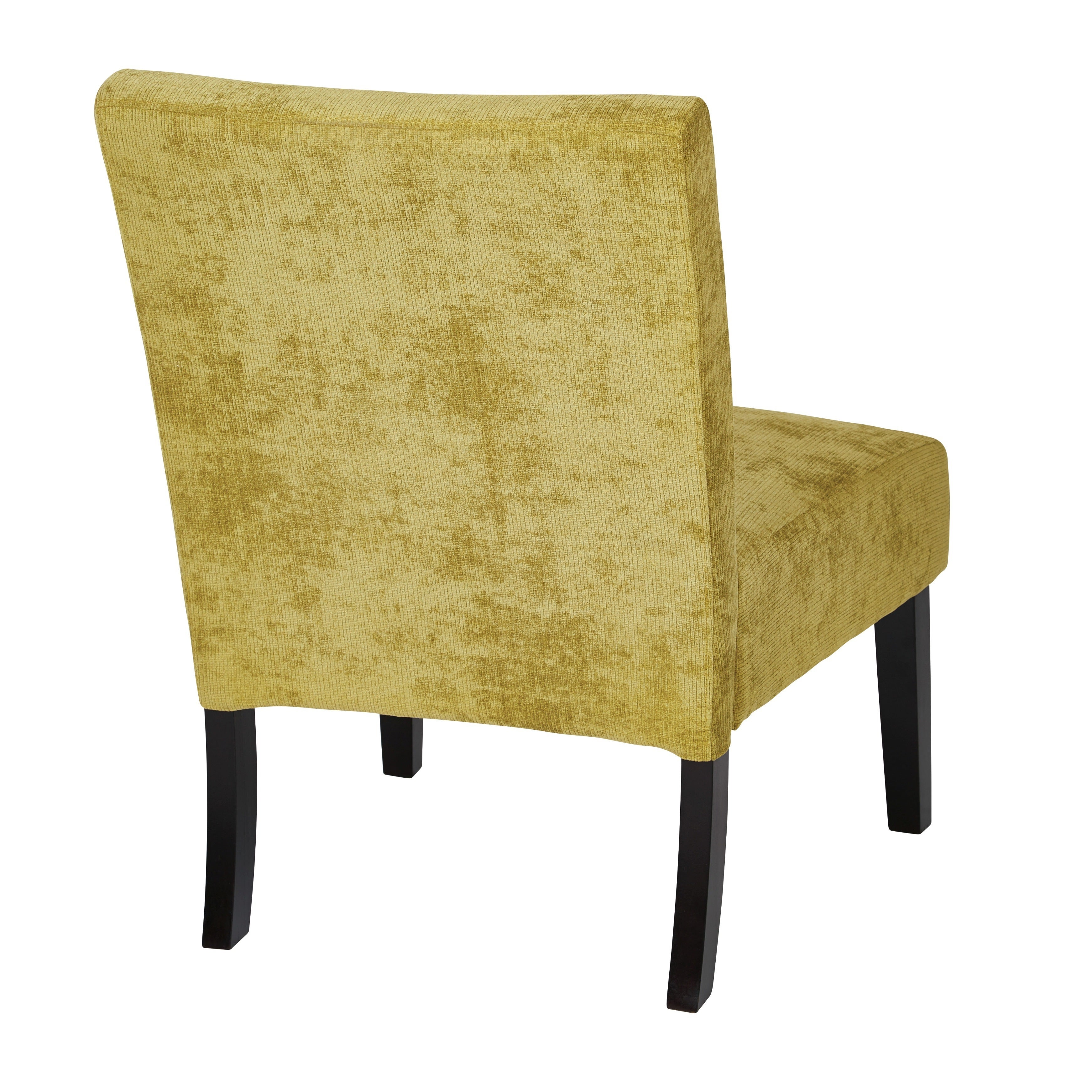 Beau Shop Verona Accent Chair With Solid Wood Legs   Free Shipping Today    Overstock.com   10676739