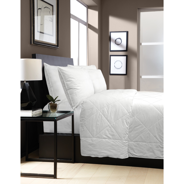 ann products mulberry filled mari comforter pillowcase silk