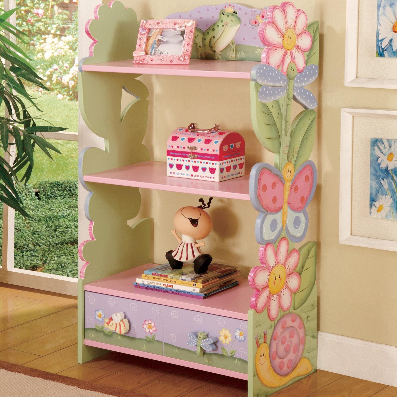 Fantasy Fields Magic Garden Bookshelf   Free Shipping Today   Overstock    17743740