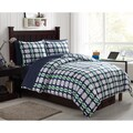 VCNY Emmitt Bed in a Bag 5 or 7-piece Comforter Set with Sheets