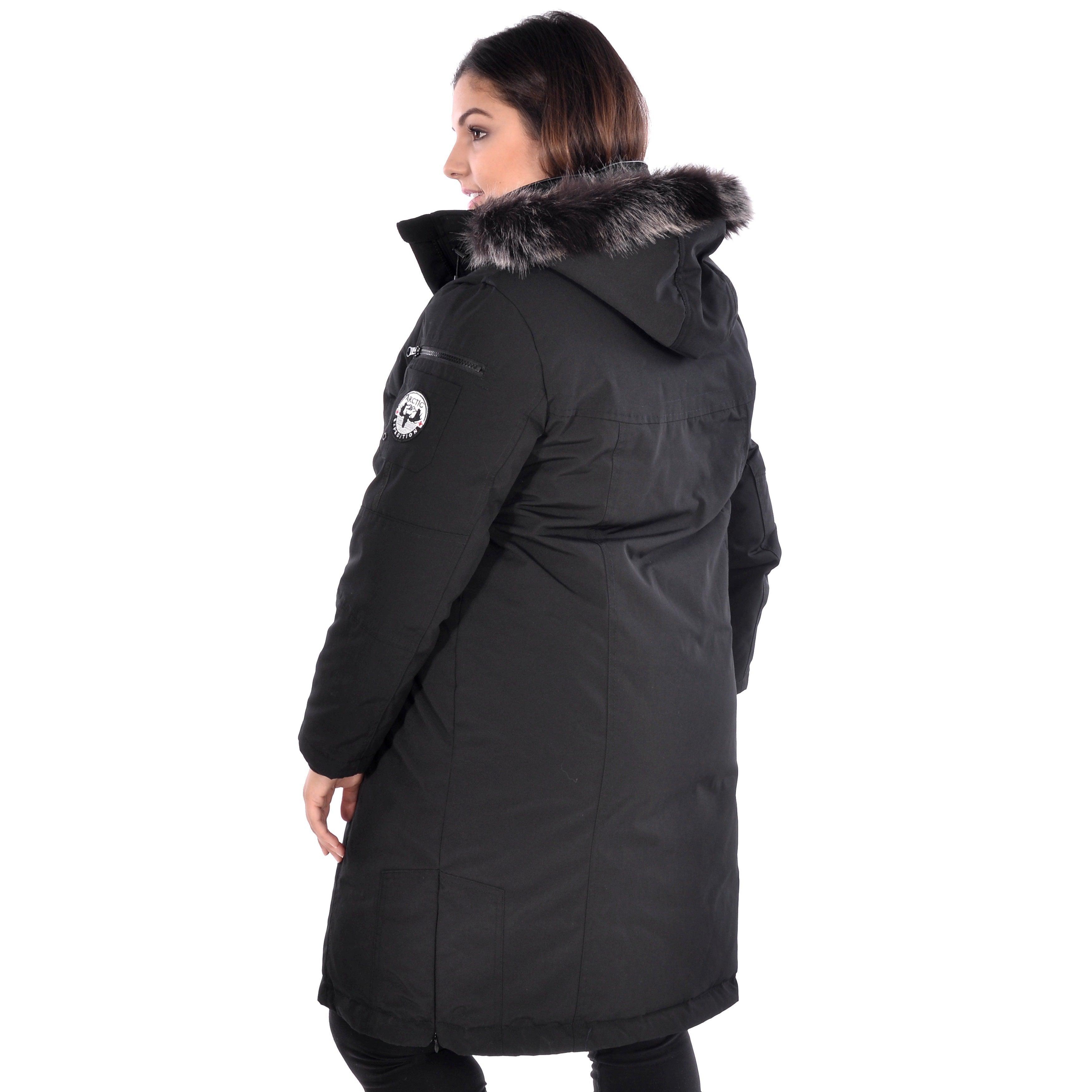 01b3246c9b9 Shop Women s Plus Size Down Coat - Free Shipping Today - Overstock ...